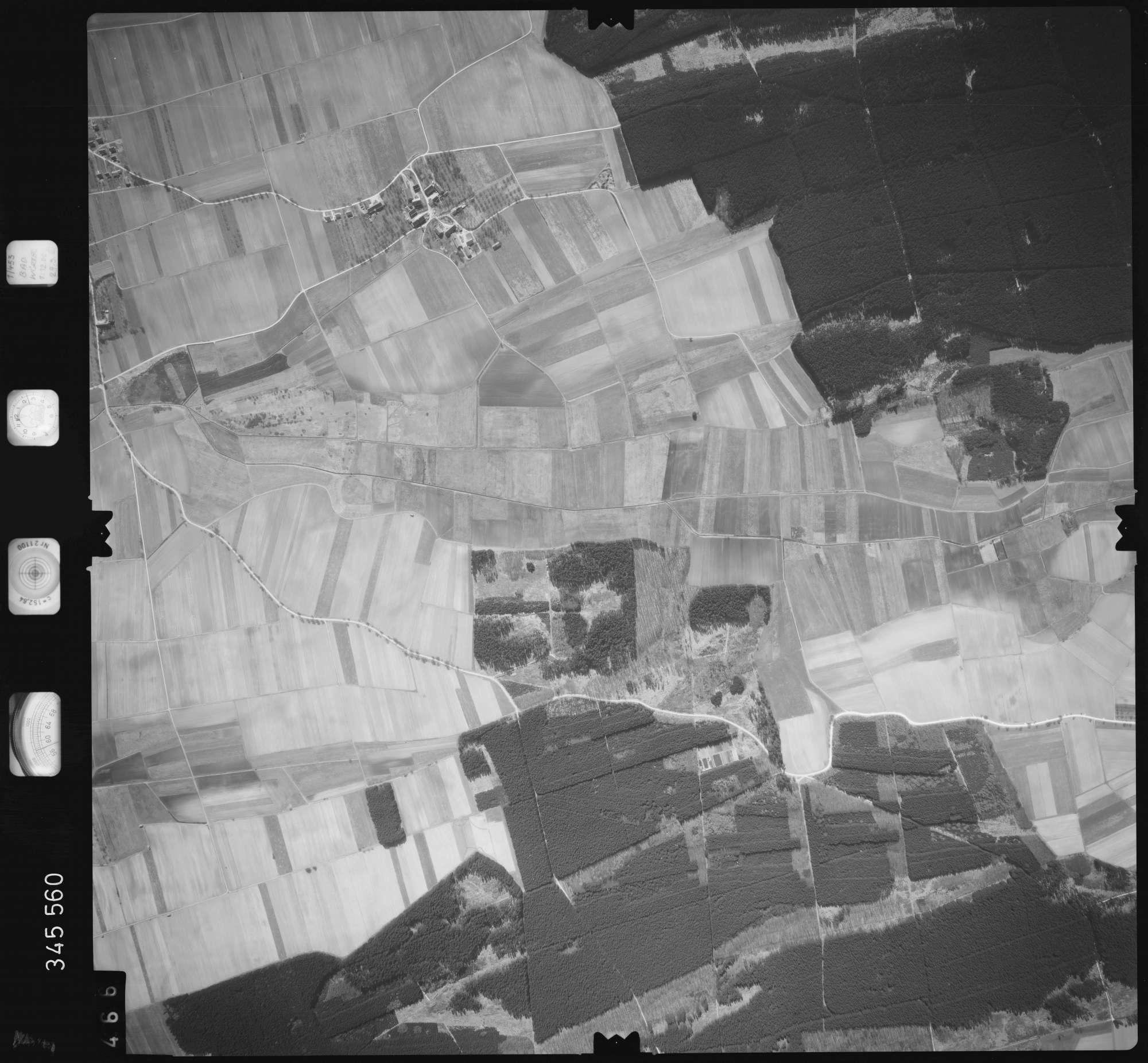 Luftbild: Film 46 Bildnr. 466, Bild 1