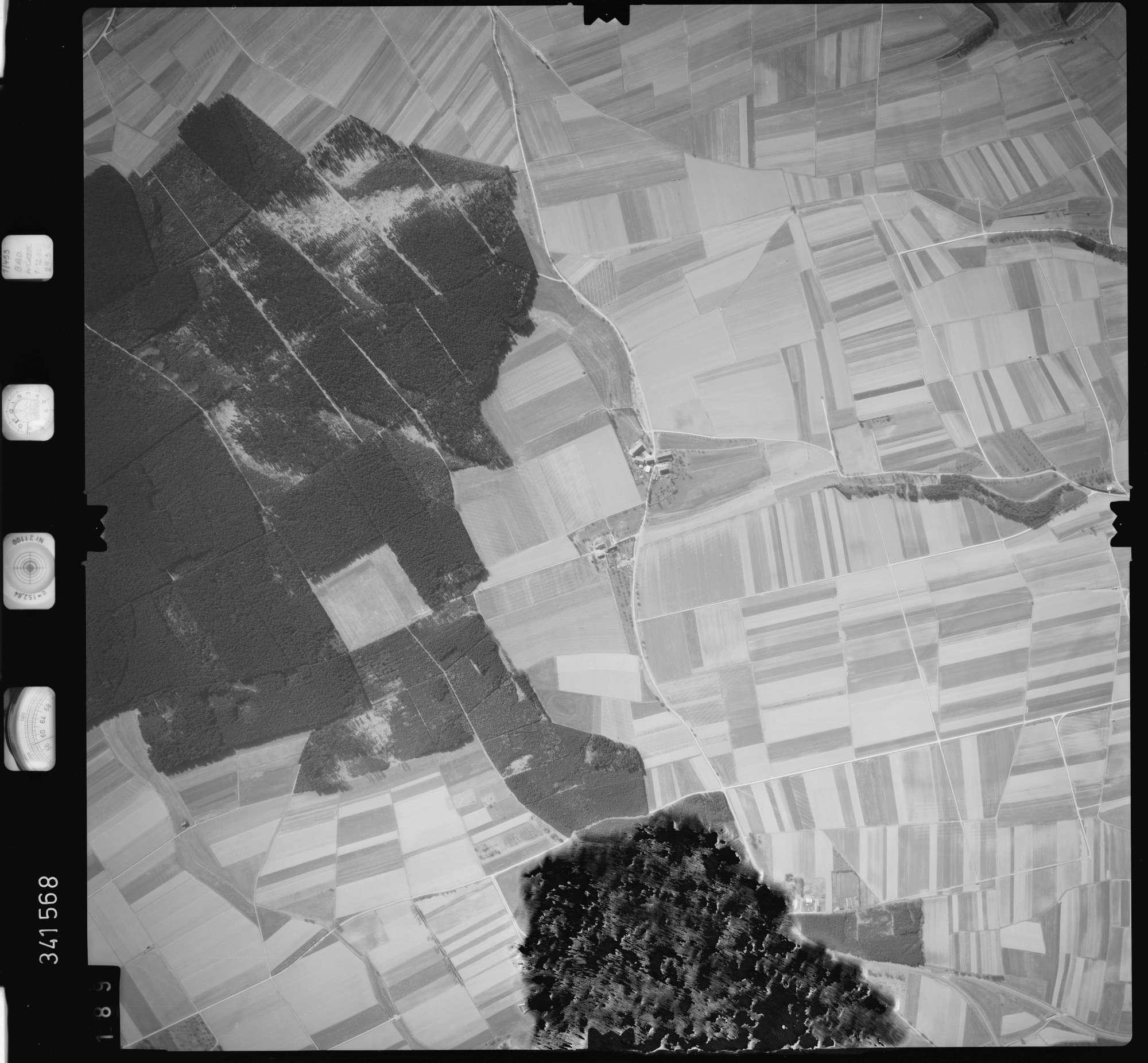 Luftbild: Film 50 Bildnr. 189, Bild 1
