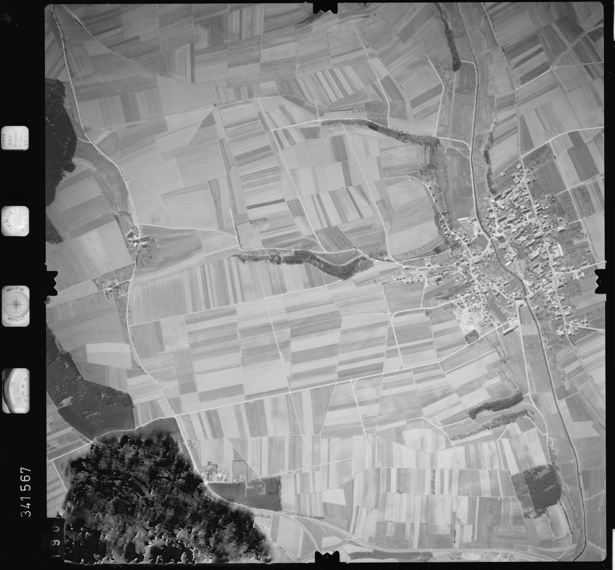 Luftbild: Film 50 Bildnr. 190, Bild 1