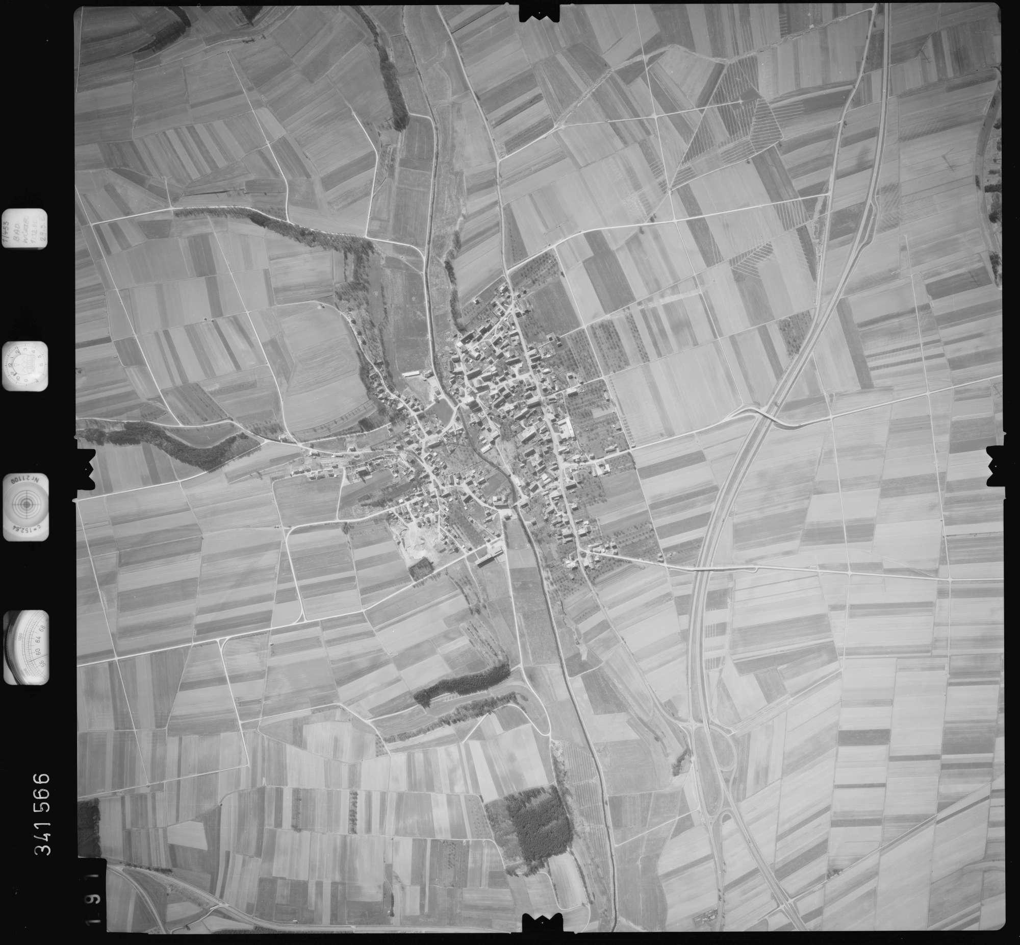Luftbild: Film 50 Bildnr. 191, Bild 1