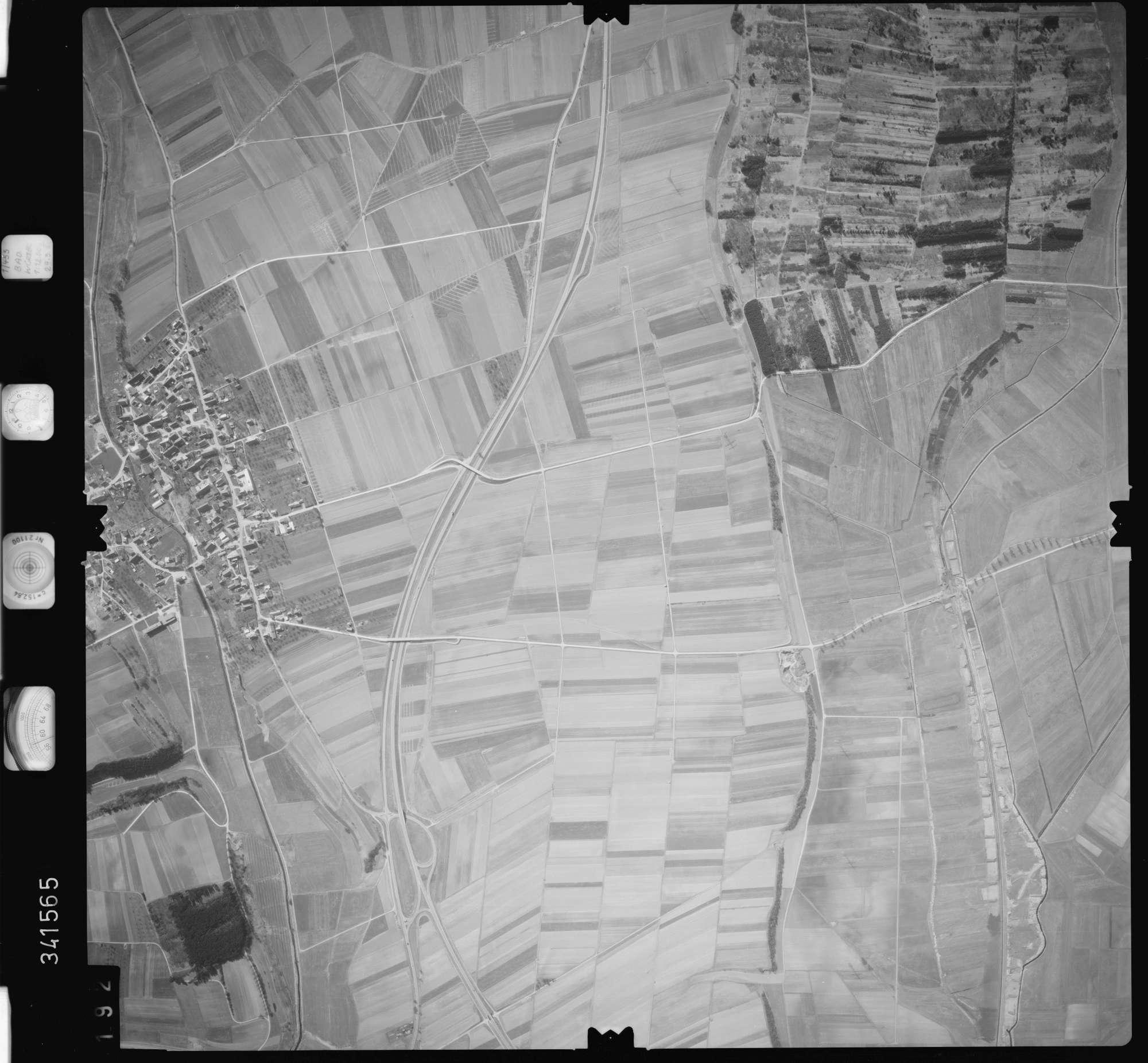 Luftbild: Film 50 Bildnr. 192, Bild 1
