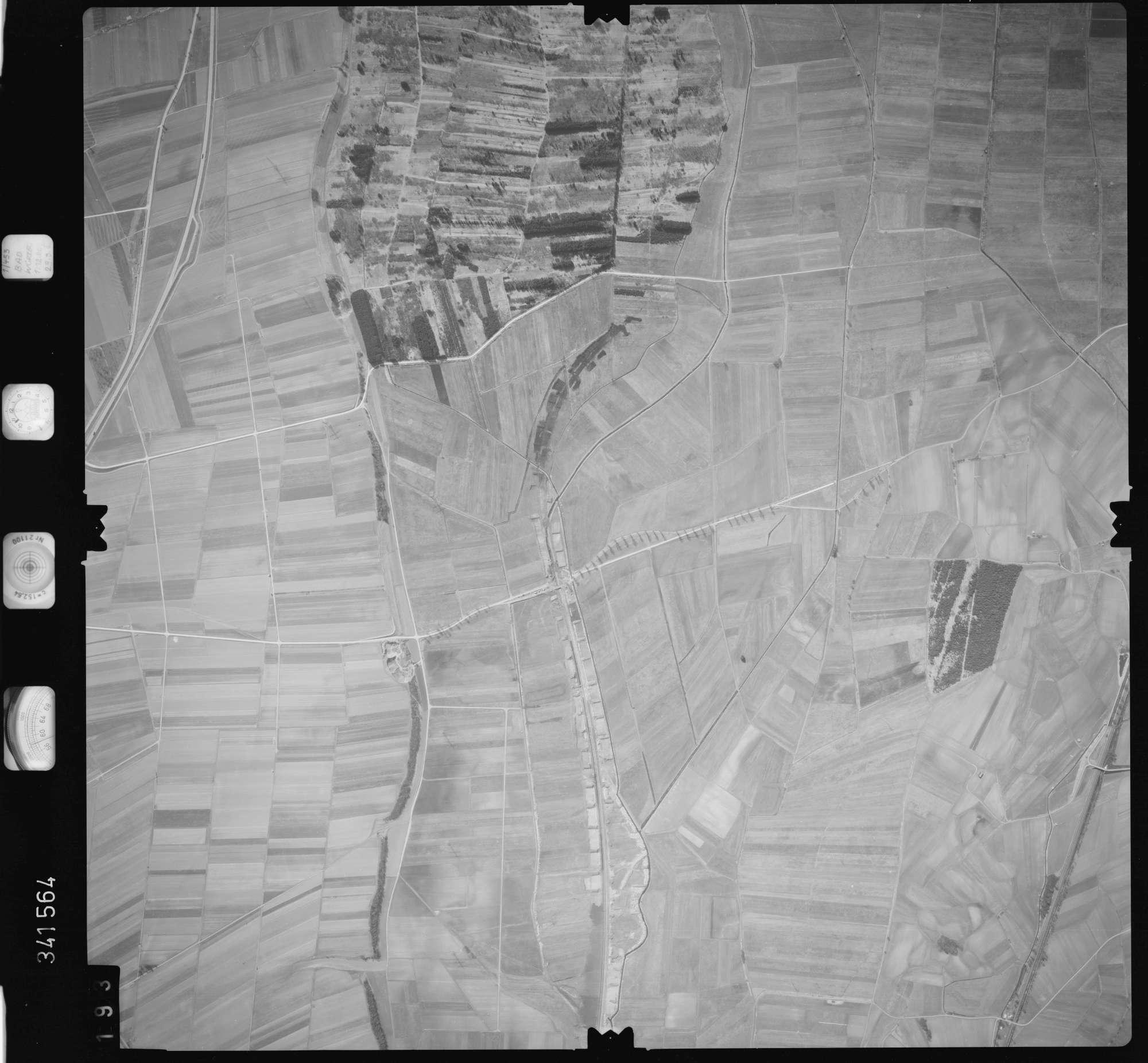 Luftbild: Film 50 Bildnr. 193, Bild 1