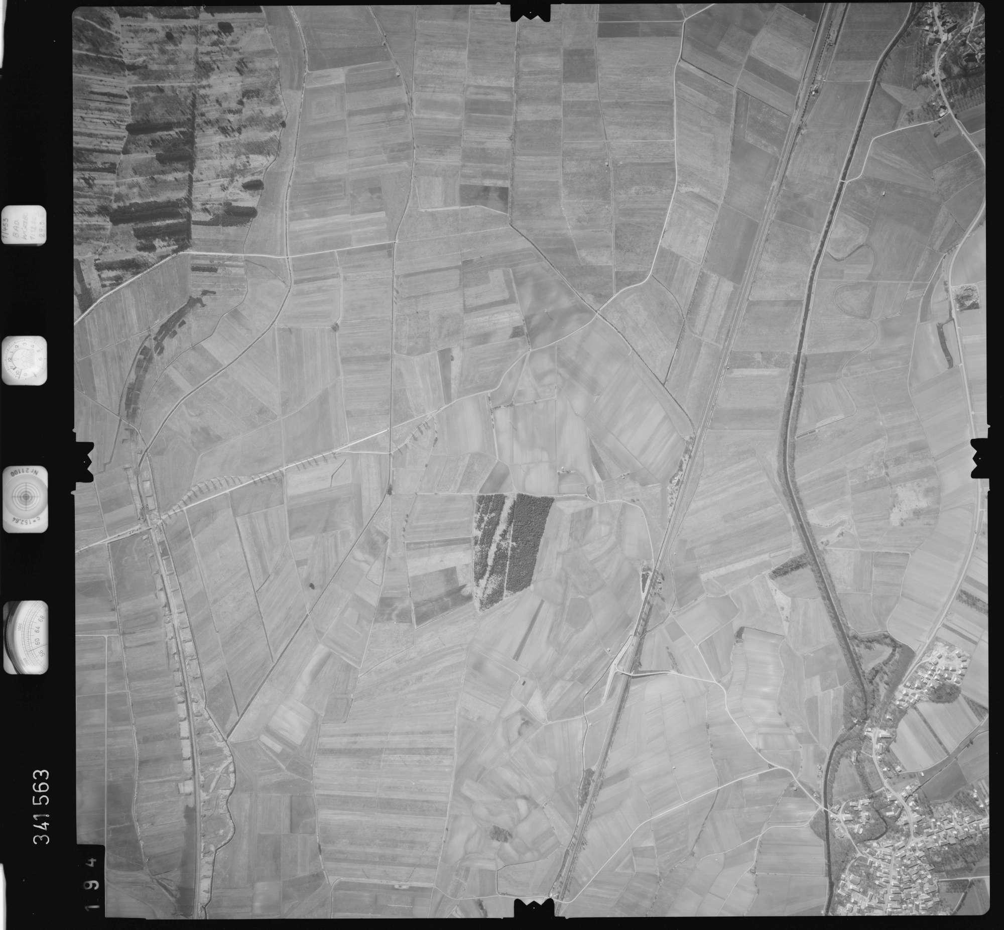 Luftbild: Film 50 Bildnr. 194, Bild 1