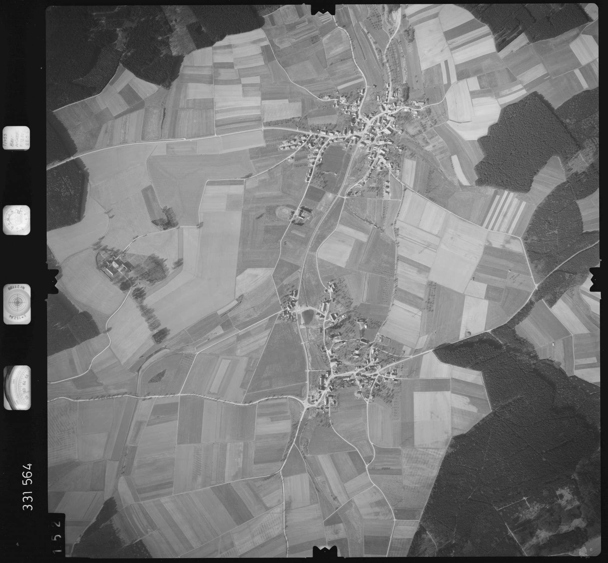 Luftbild: Film 51 Bildnr. 152, Bild 1
