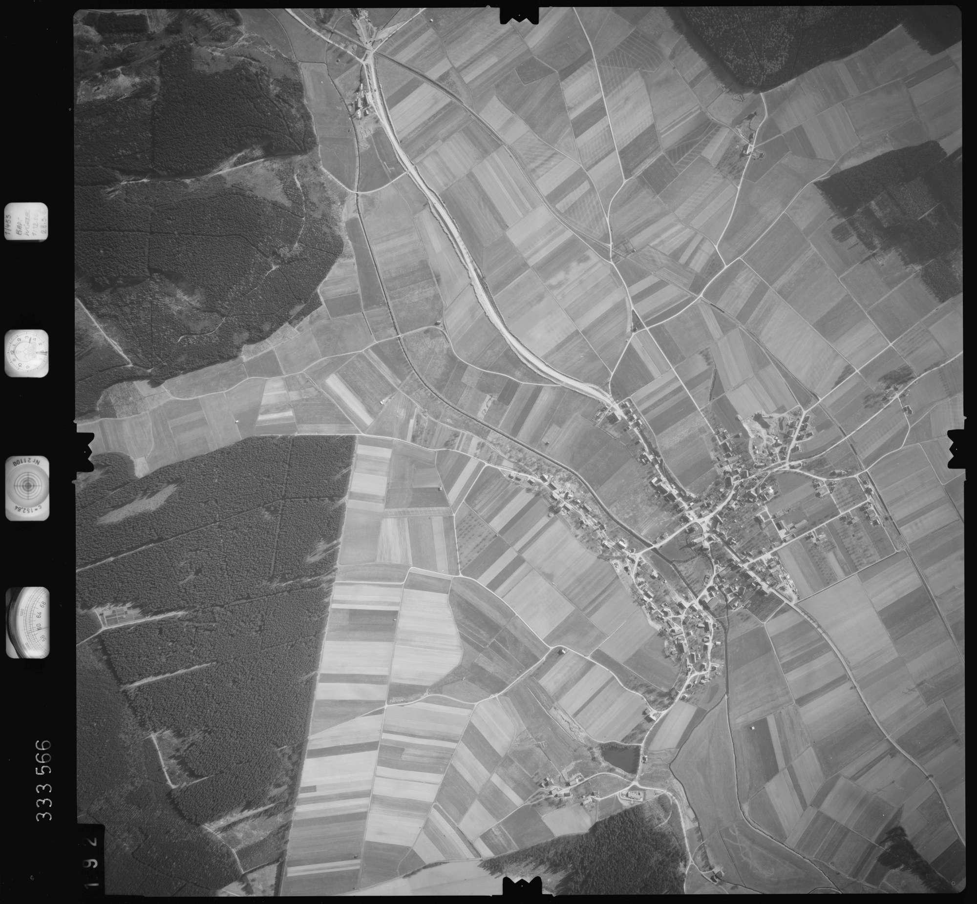 Luftbild: Film 51 Bildnr. 192, Bild 1