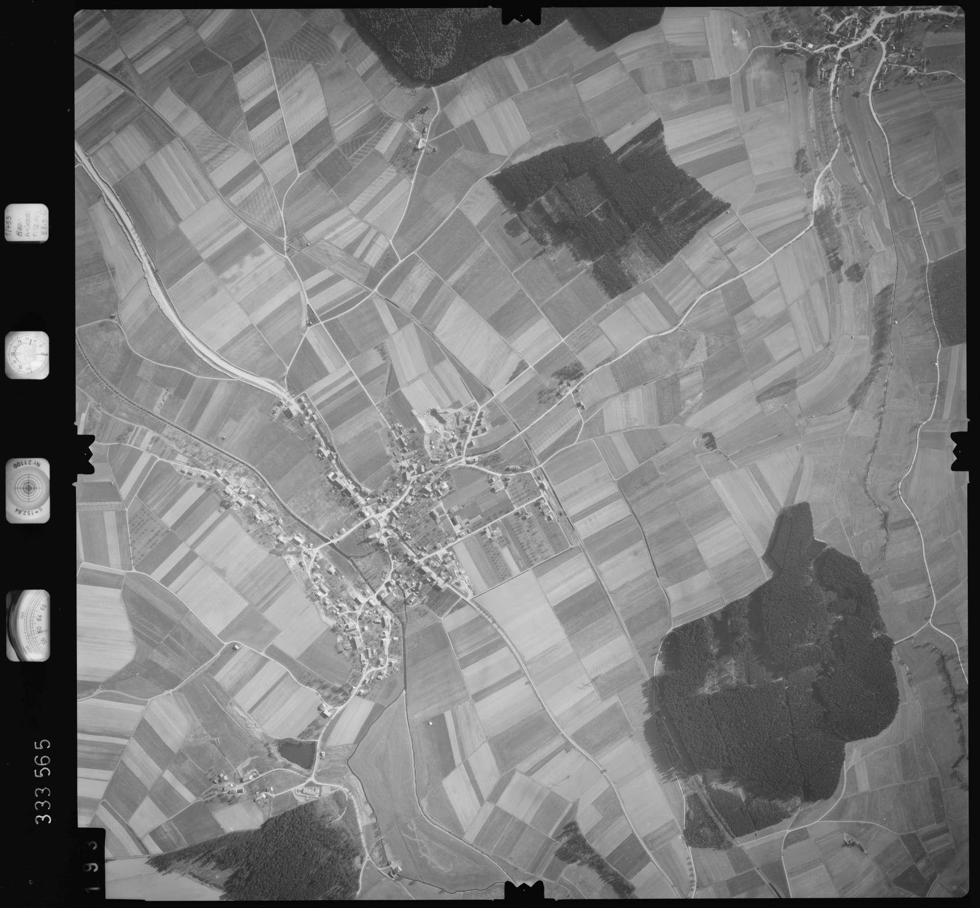 Luftbild: Film 51 Bildnr. 193, Bild 1