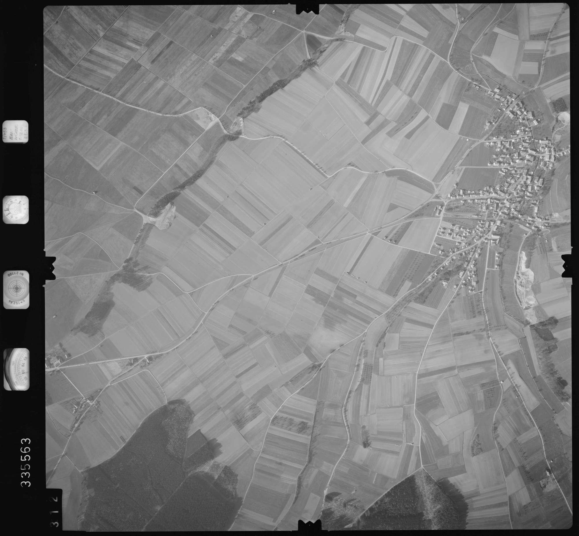 Luftbild: Film 51 Bildnr. 312, Bild 1