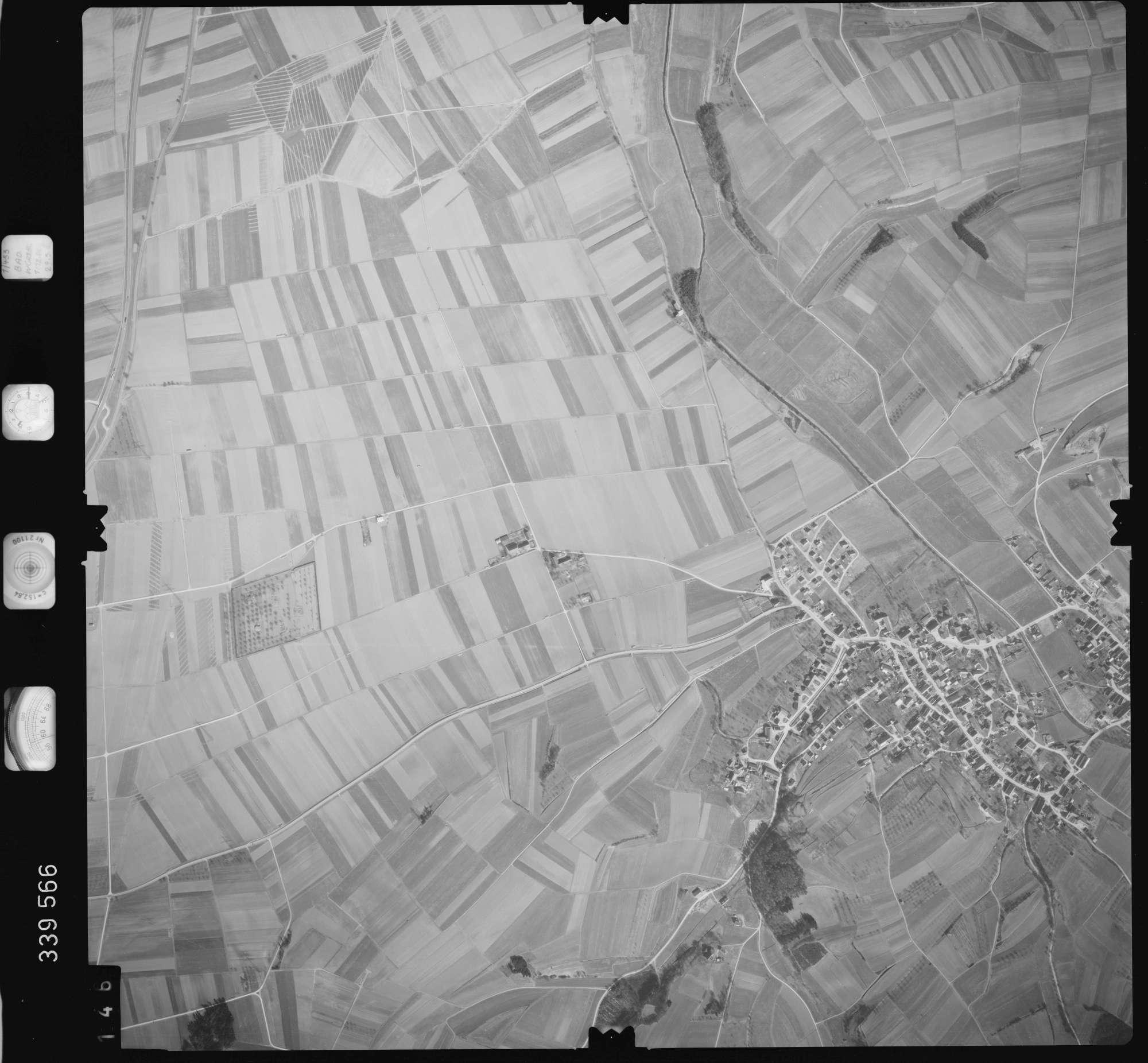 Luftbild: Film 50 Bildnr. 146, Bild 1