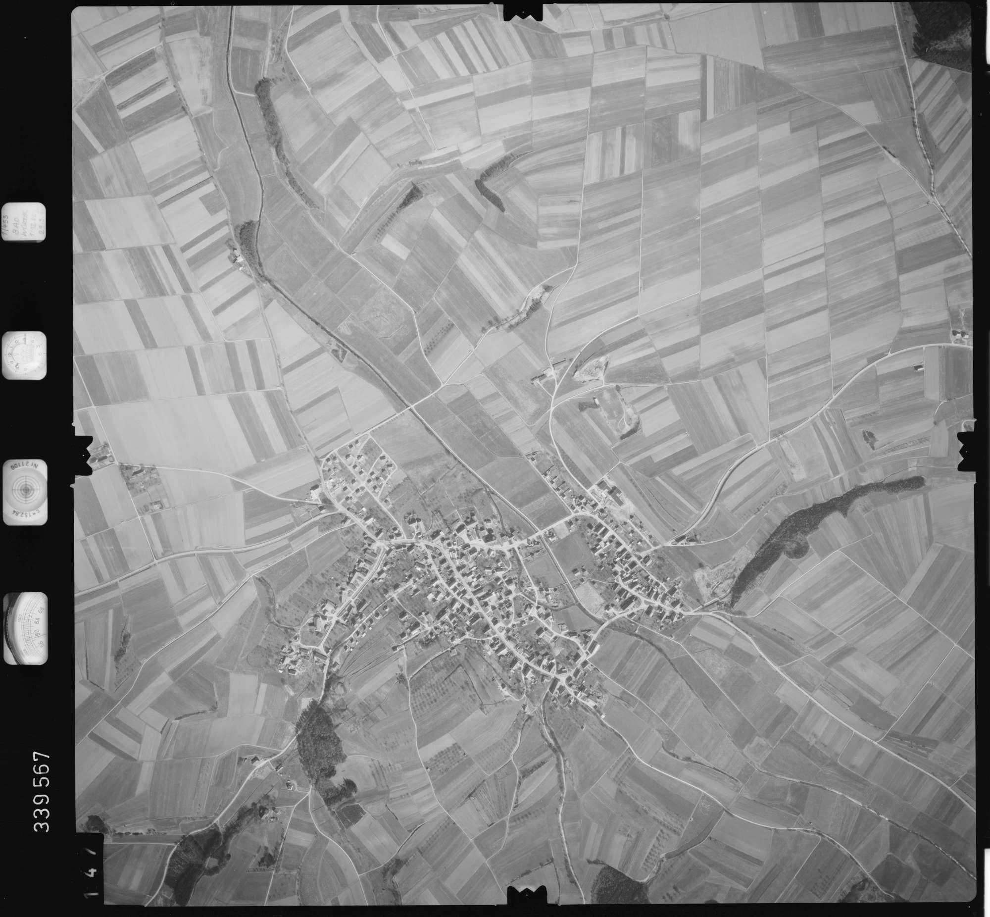 Luftbild: Film 50 Bildnr. 147, Bild 1
