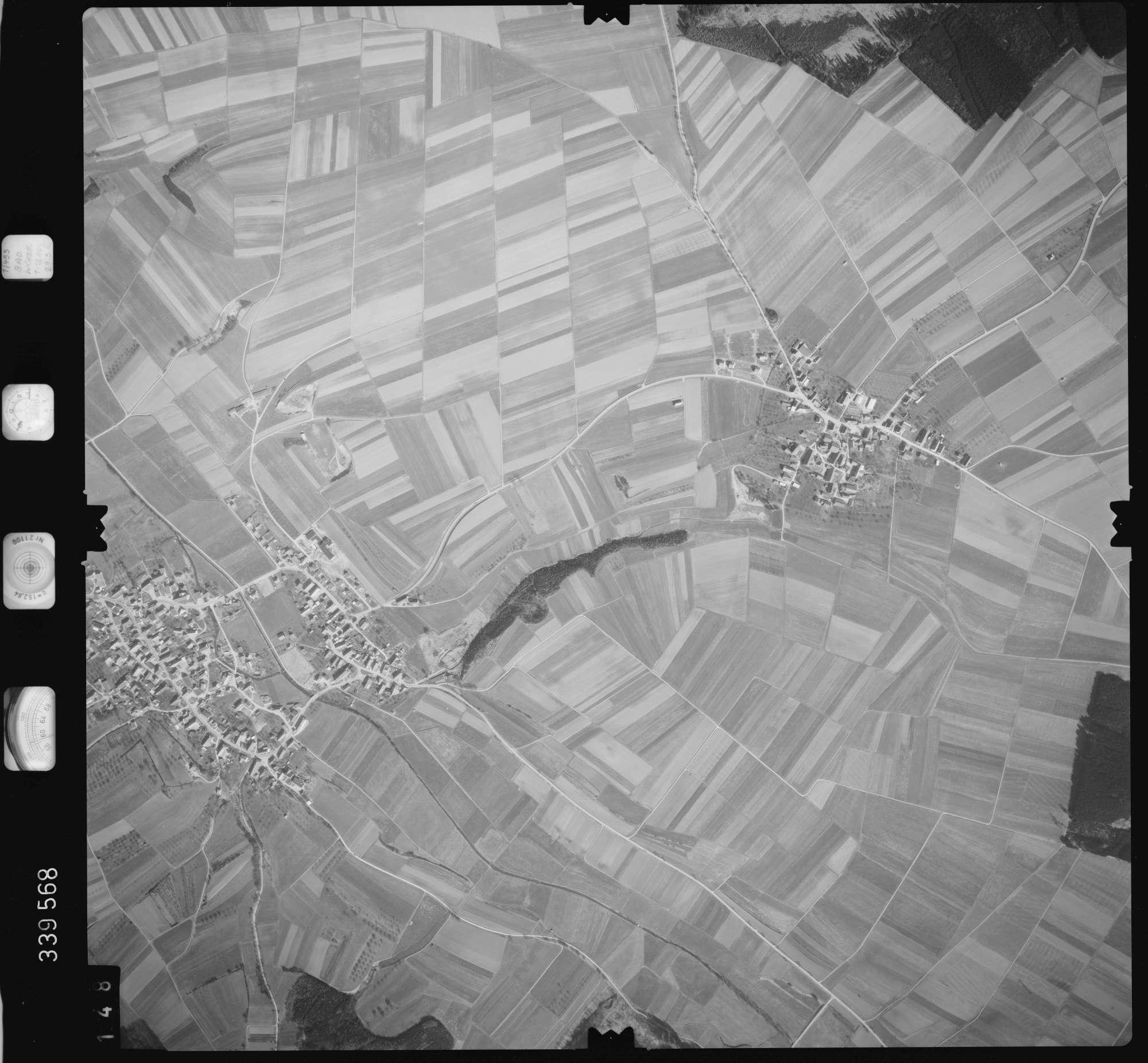 Luftbild: Film 50 Bildnr. 148, Bild 1