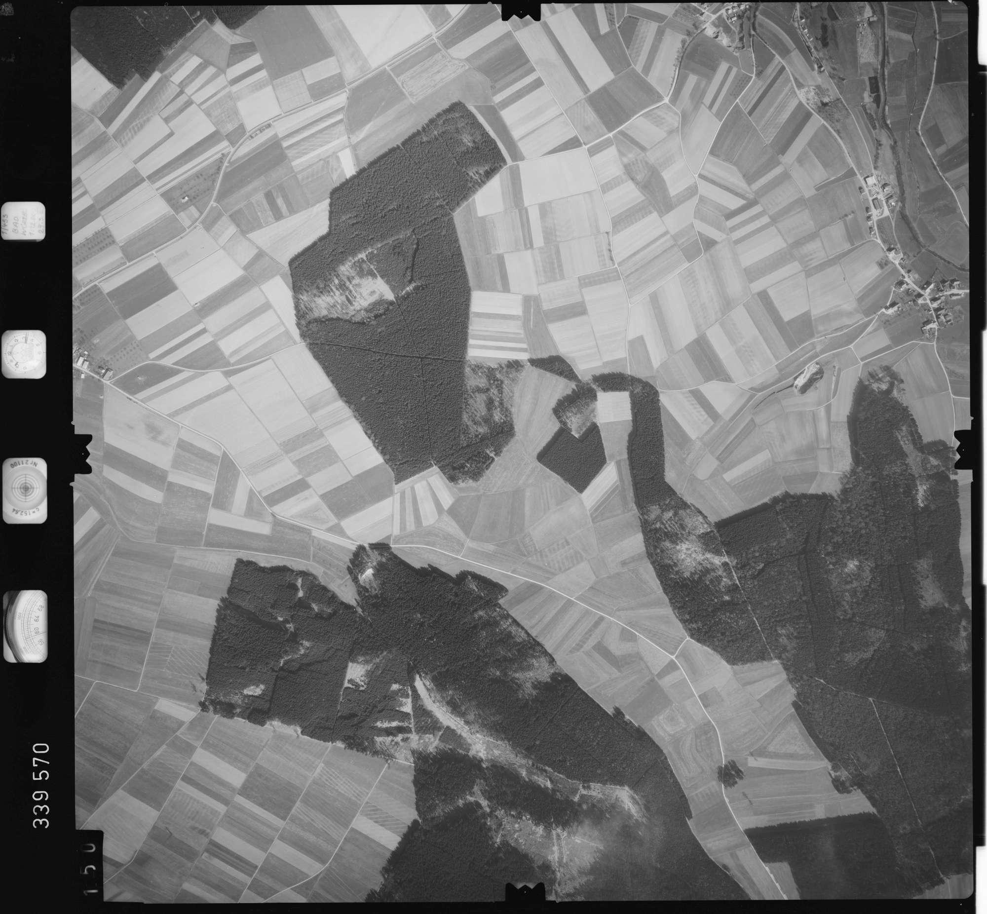 Luftbild: Film 50 Bildnr. 150, Bild 1