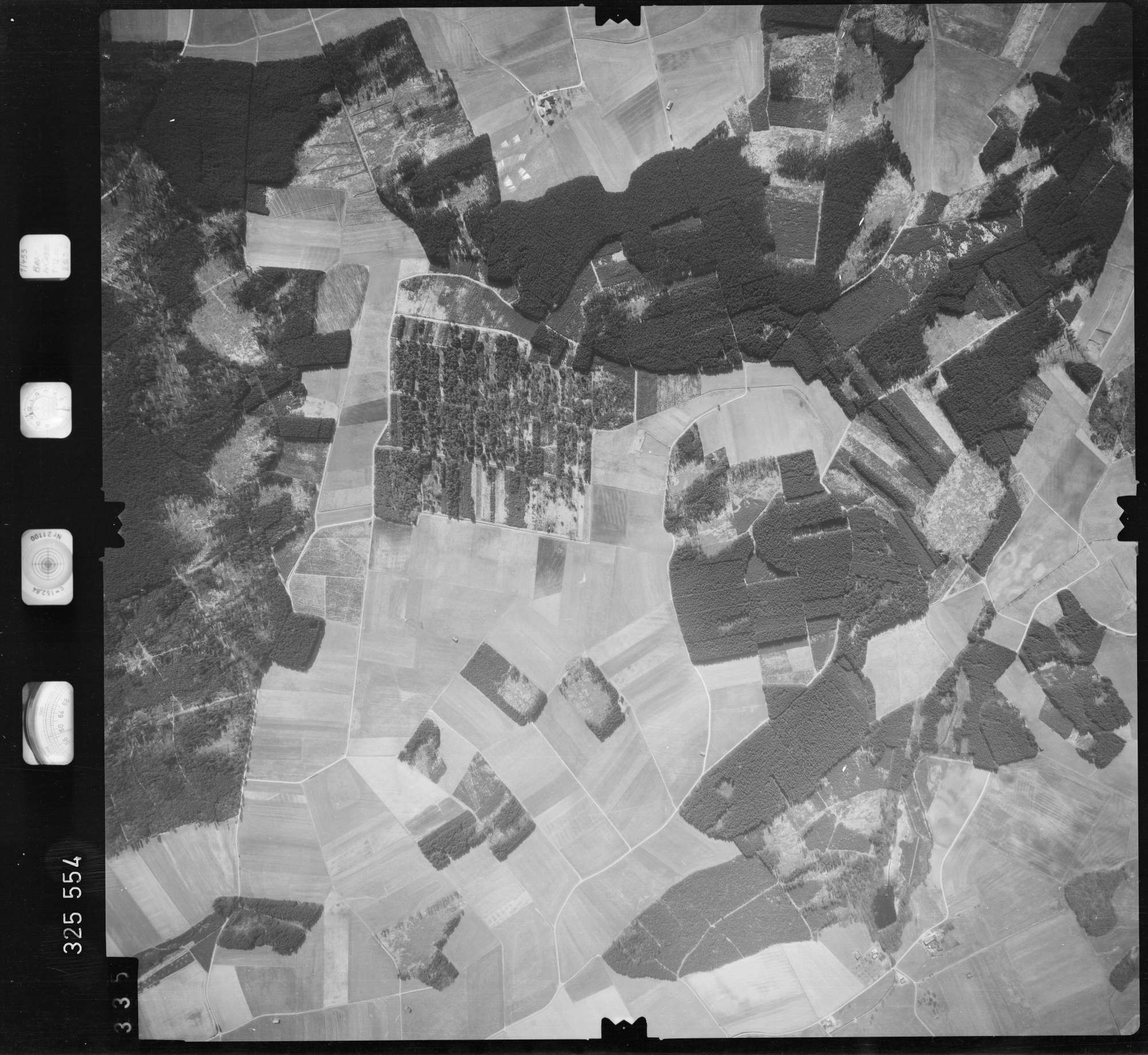 Luftbild: Film 52 Bildnr. 335, Bild 1