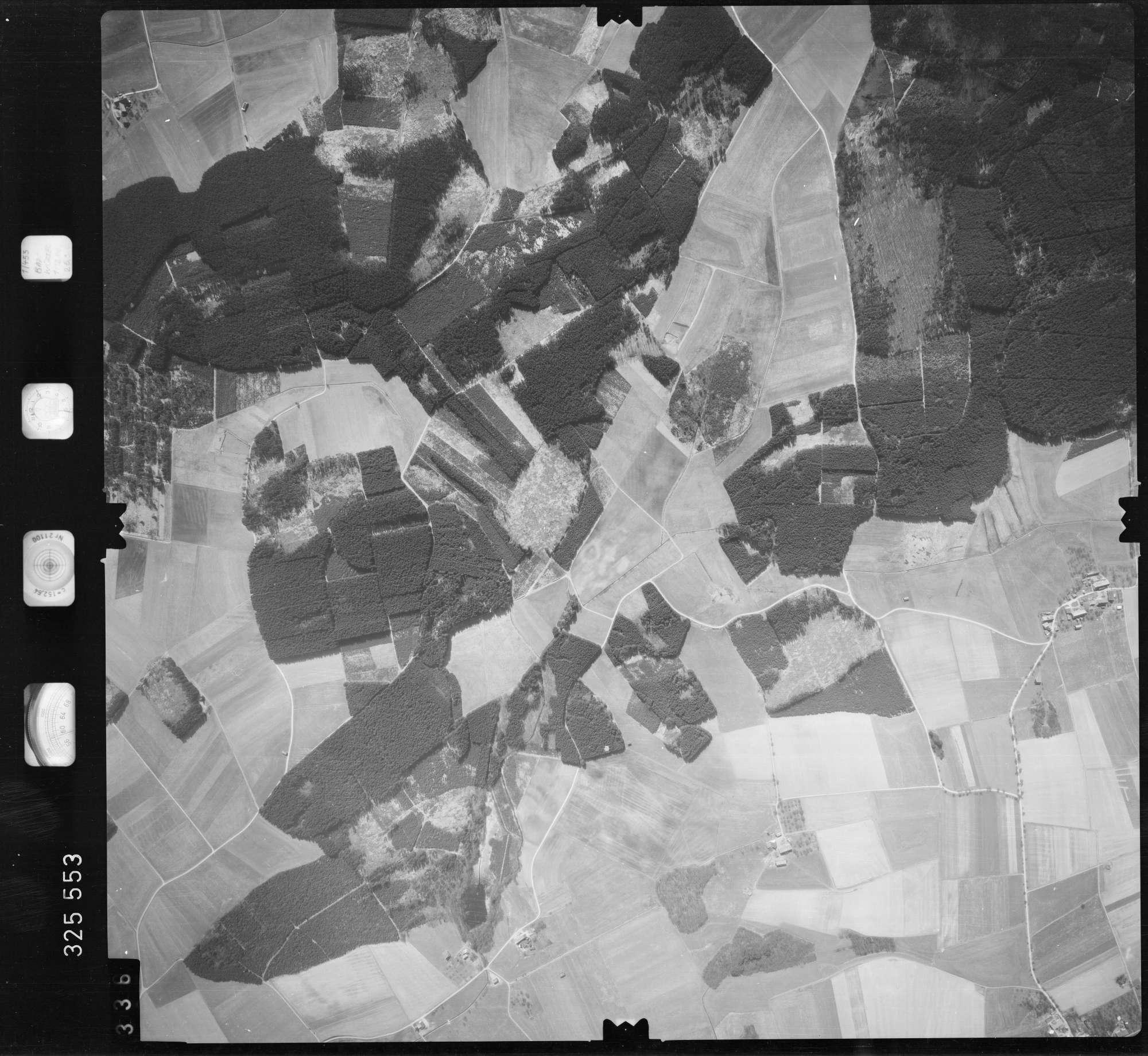 Luftbild: Film 52 Bildnr. 336, Bild 1