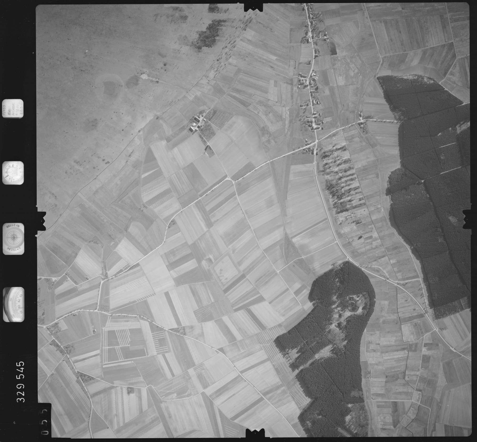 Luftbild: Film 51 Bildnr. 55, Bild 1