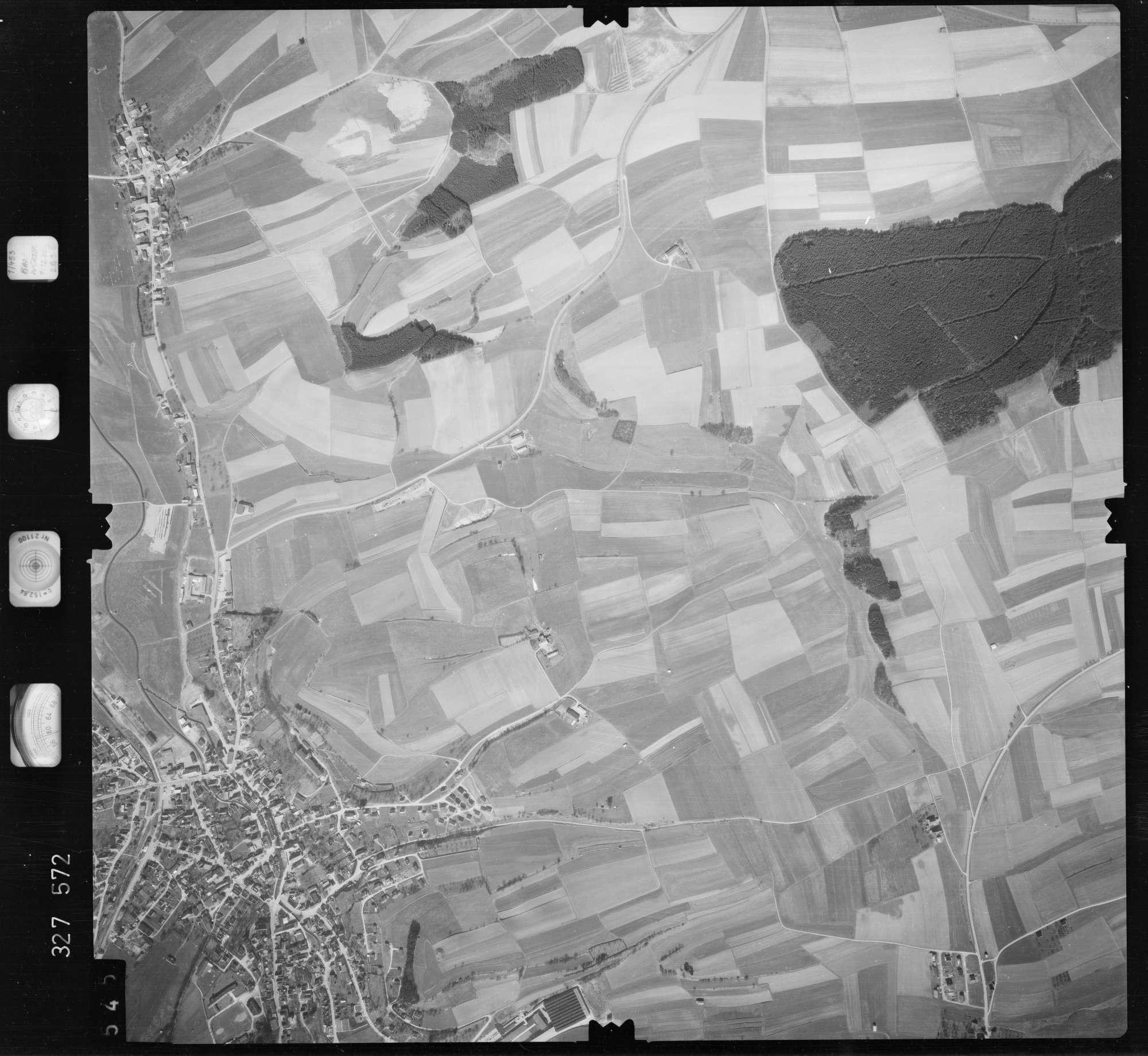 Luftbild: Film 52 Bildnr. 545, Bild 1