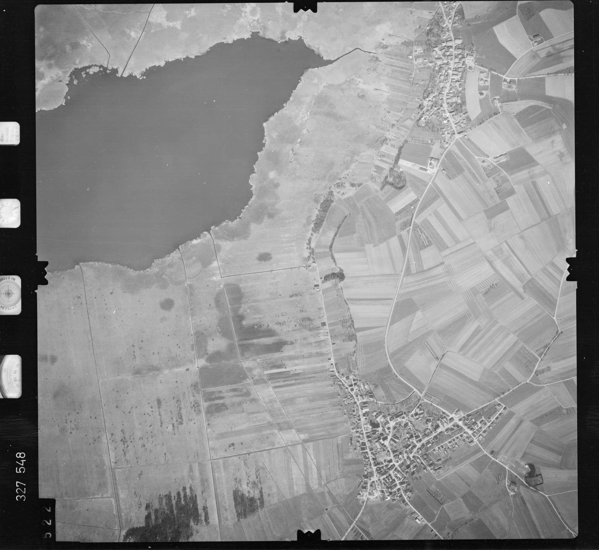 Luftbild: Film 52 Bildnr. 522, Bild 1
