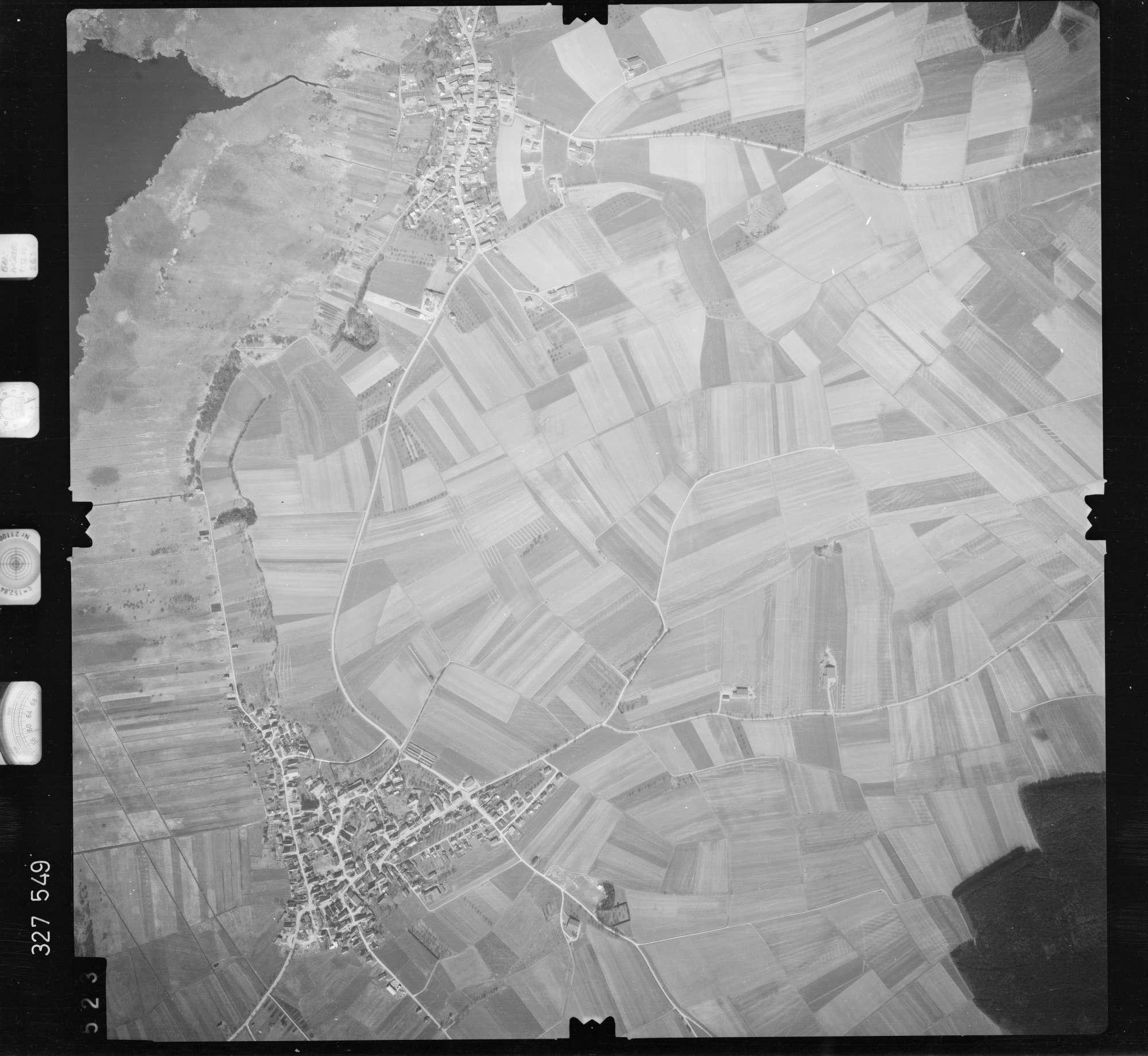 Luftbild: Film 52 Bildnr. 523, Bild 1