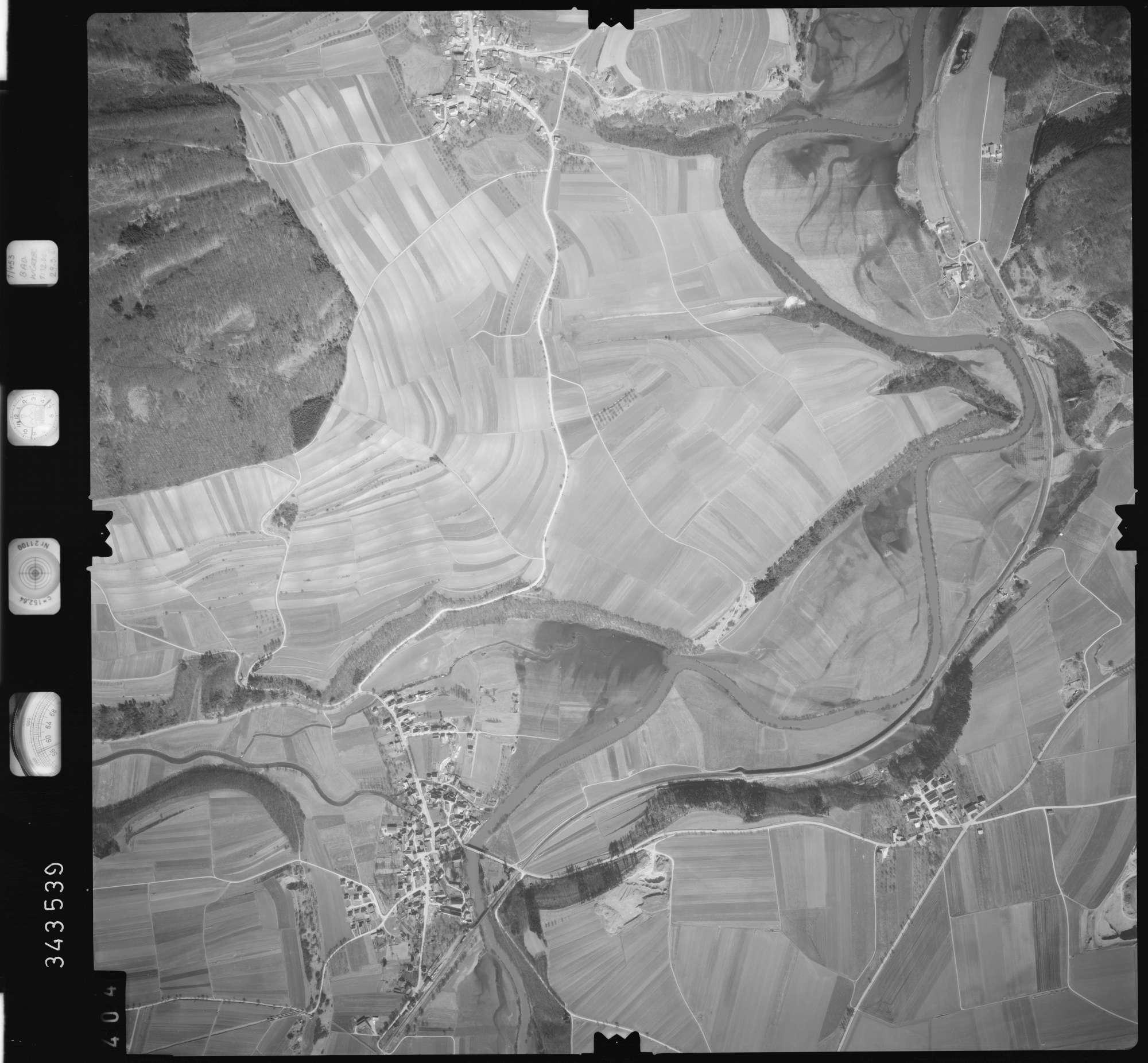 Luftbild: Film 46 Bildnr. 404, Bild 1