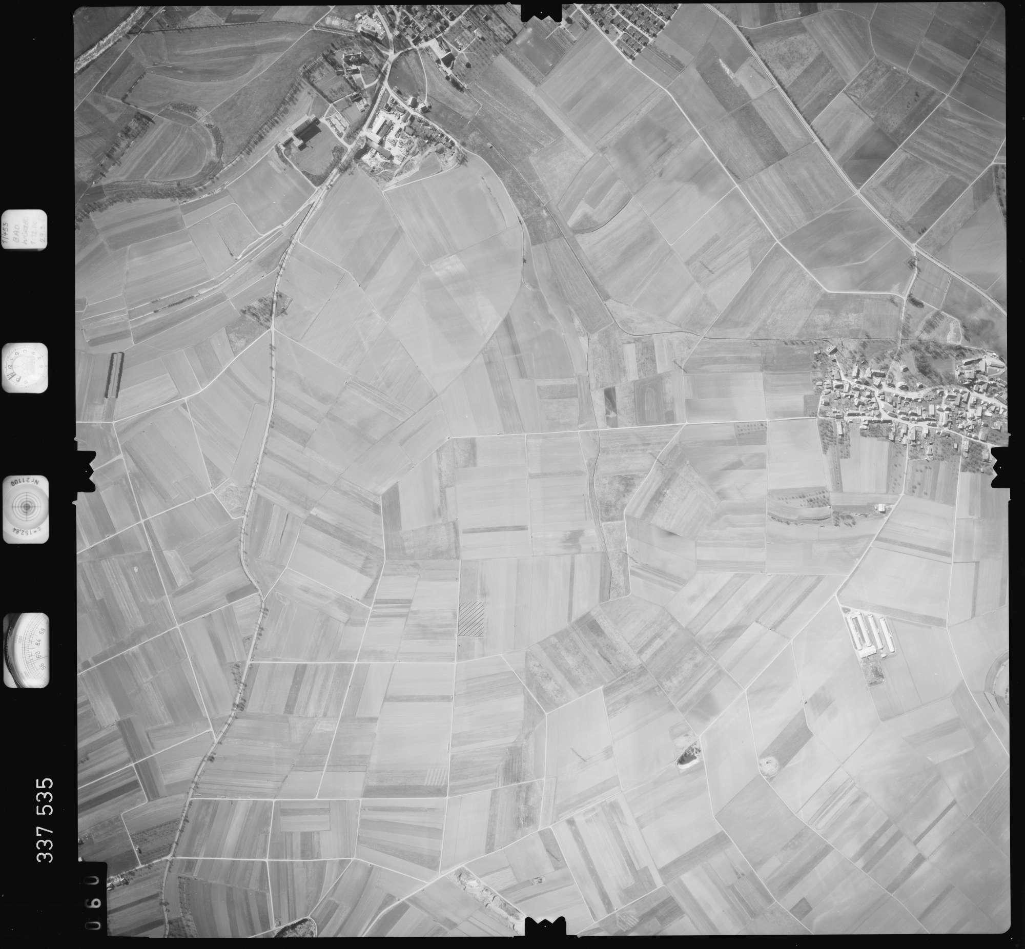 Luftbild: Film 50 Bildnr. 60, Bild 1