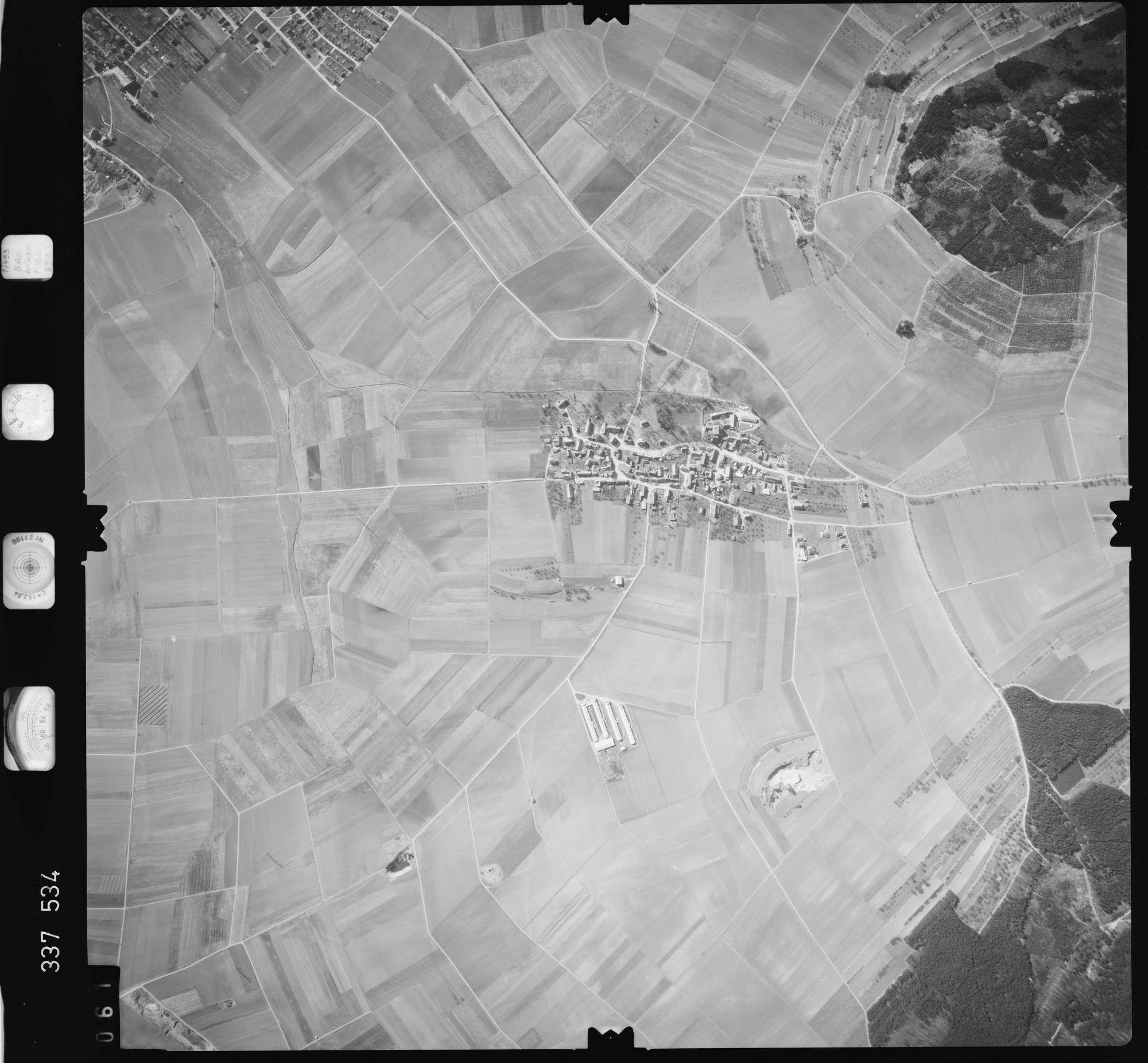Luftbild: Film 50 Bildnr. 61, Bild 1