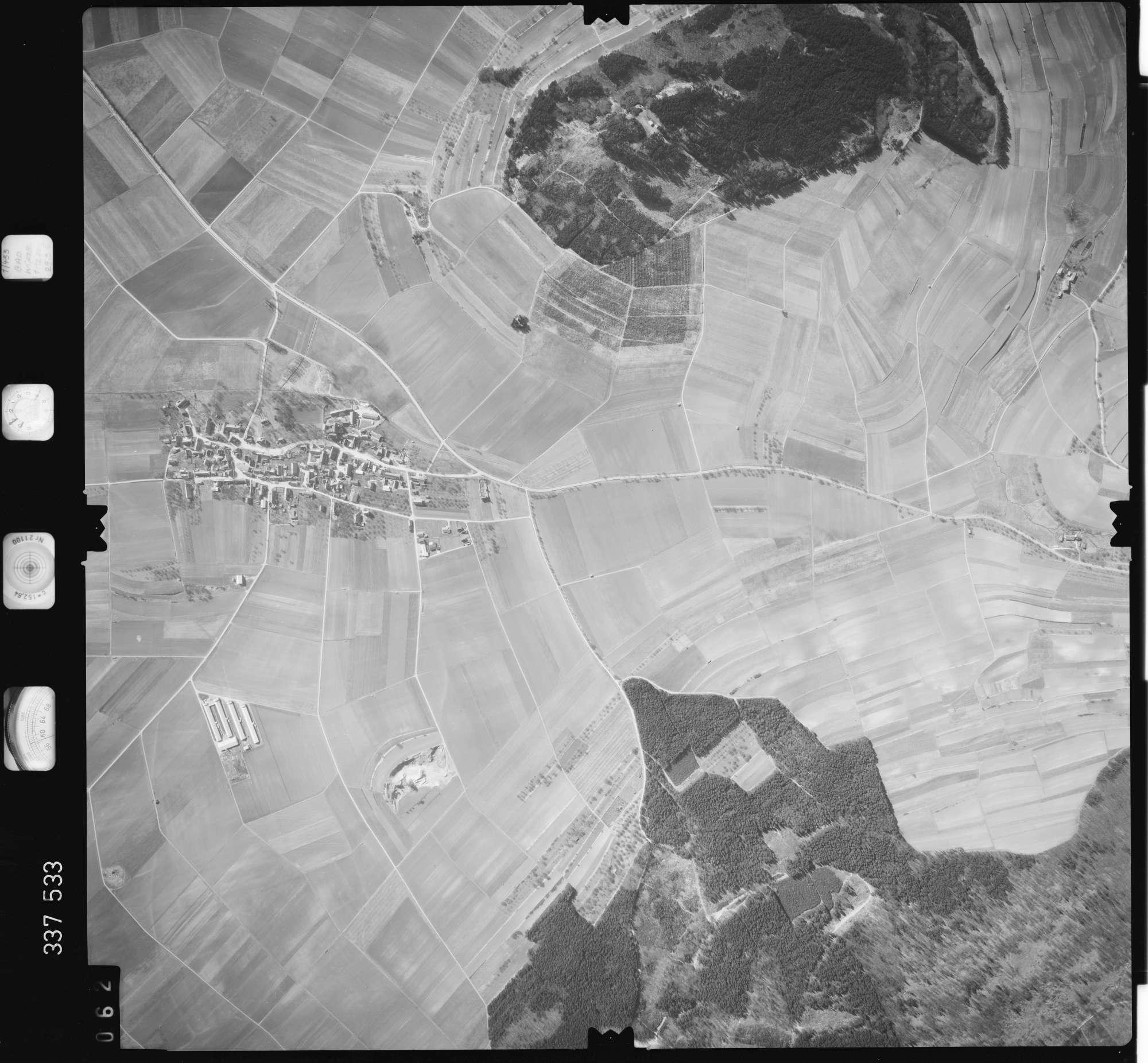 Luftbild: Film 50 Bildnr. 62, Bild 1