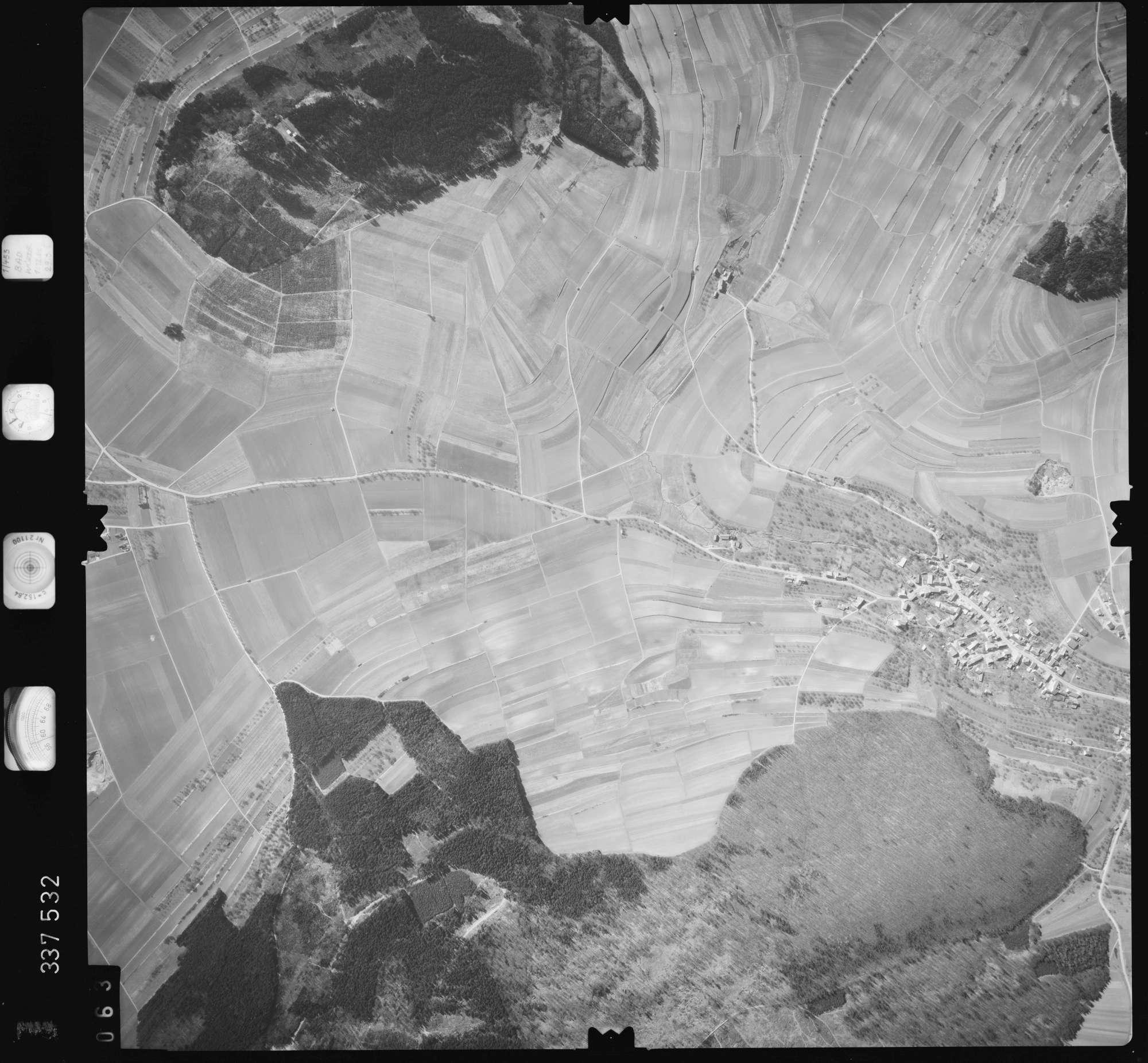 Luftbild: Film 50 Bildnr. 63, Bild 1