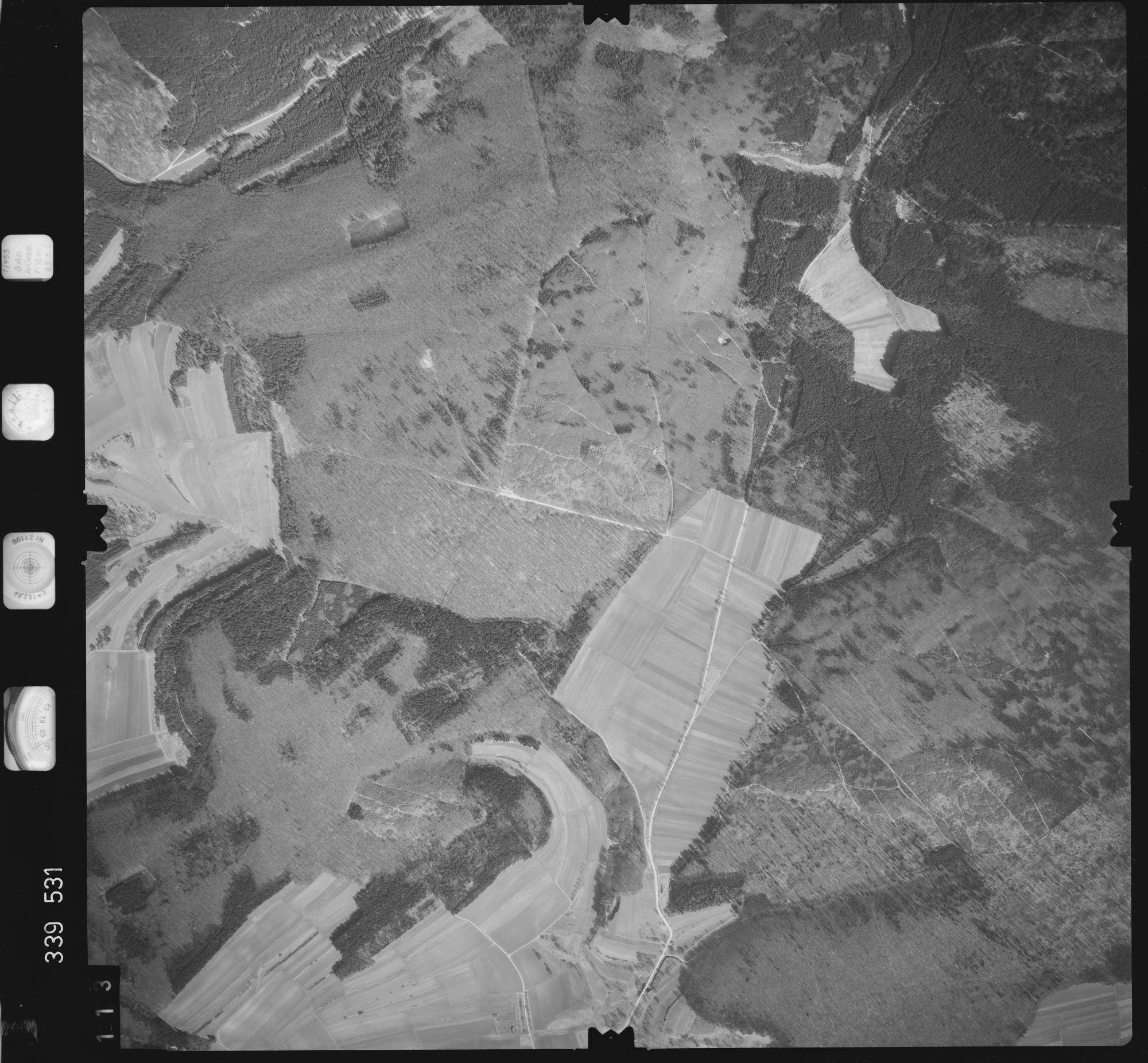 Luftbild: Film 50 Bildnr. 113, Bild 1