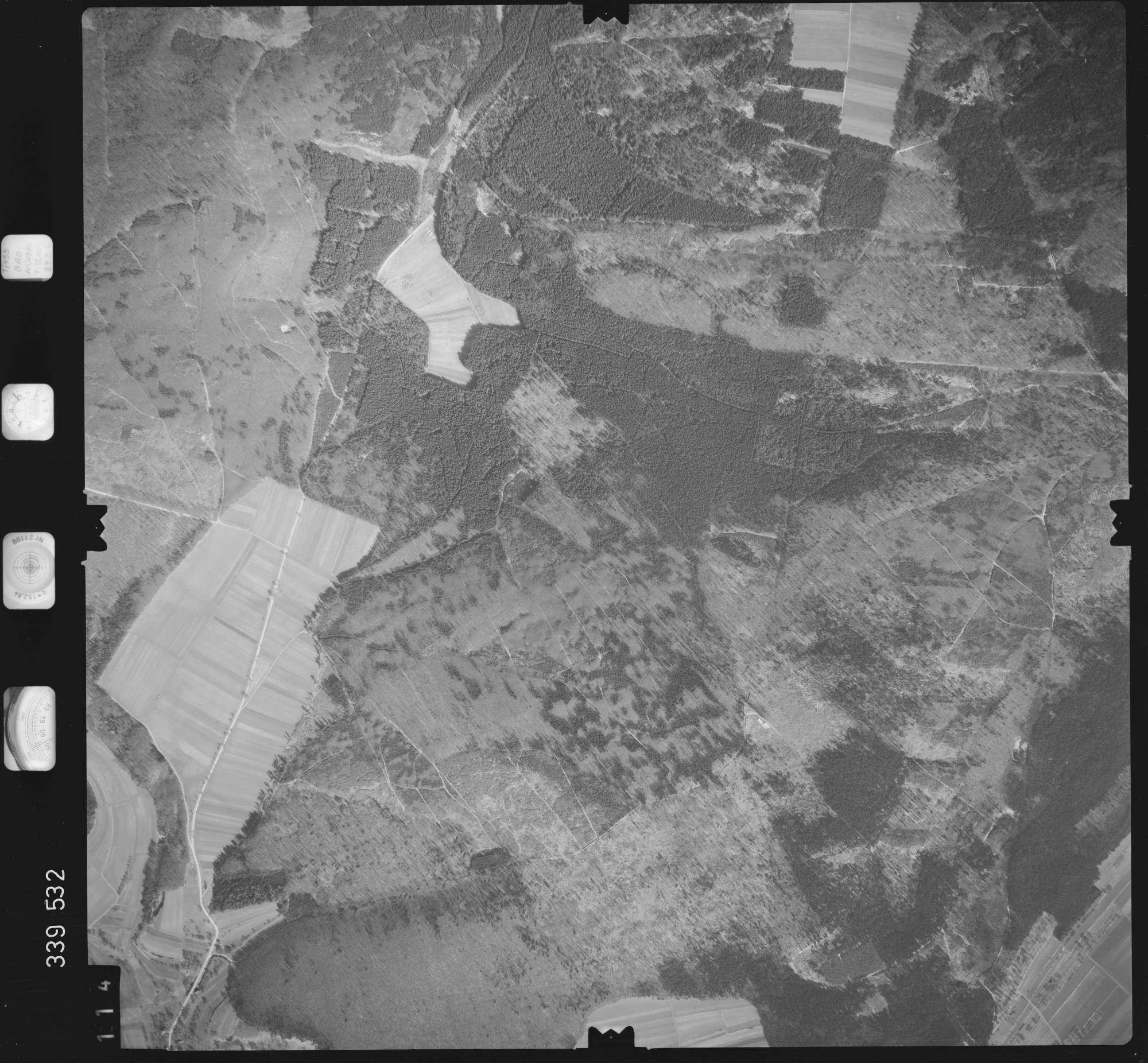 Luftbild: Film 50 Bildnr. 114, Bild 1