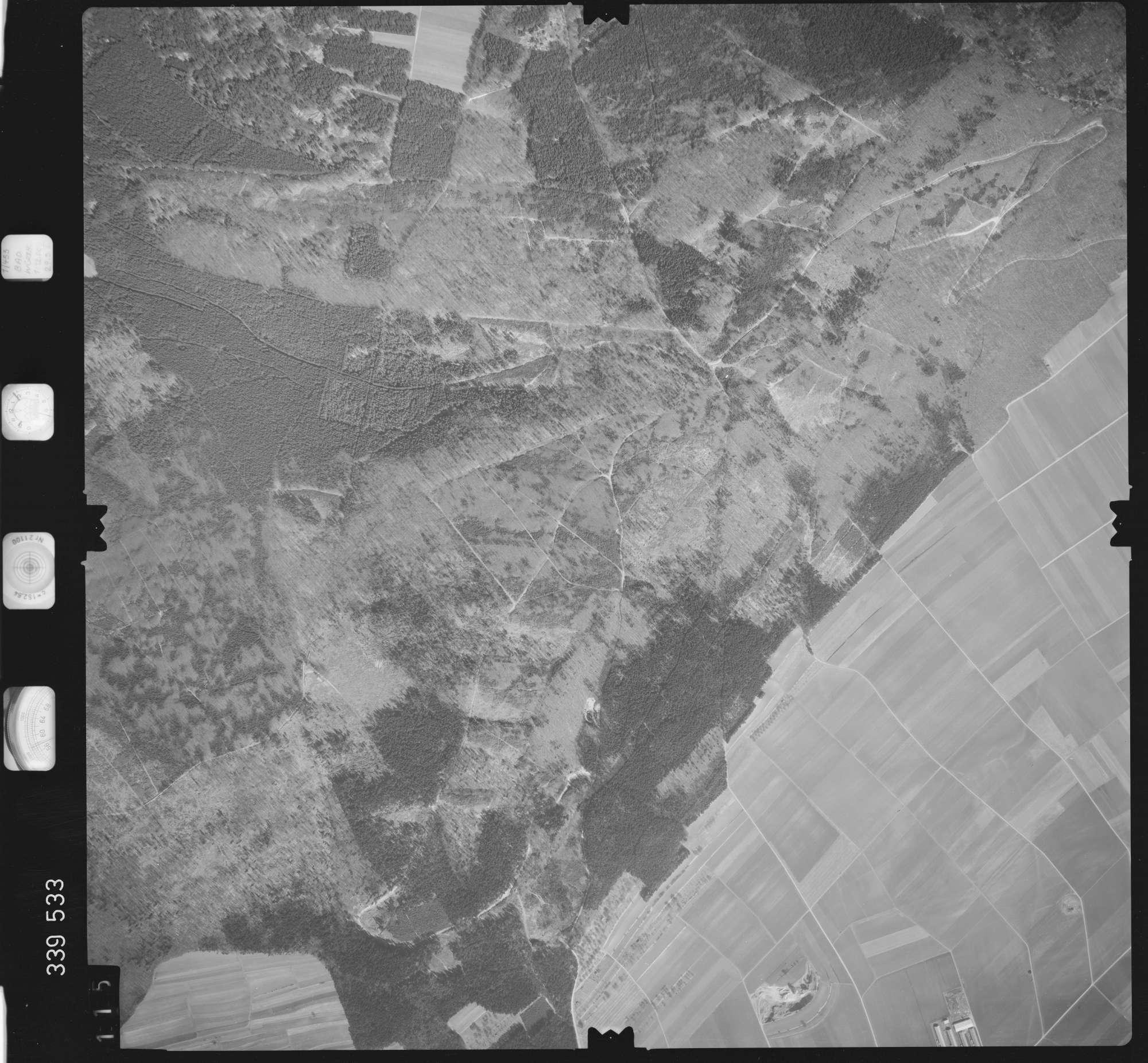 Luftbild: Film 50 Bildnr. 115, Bild 1