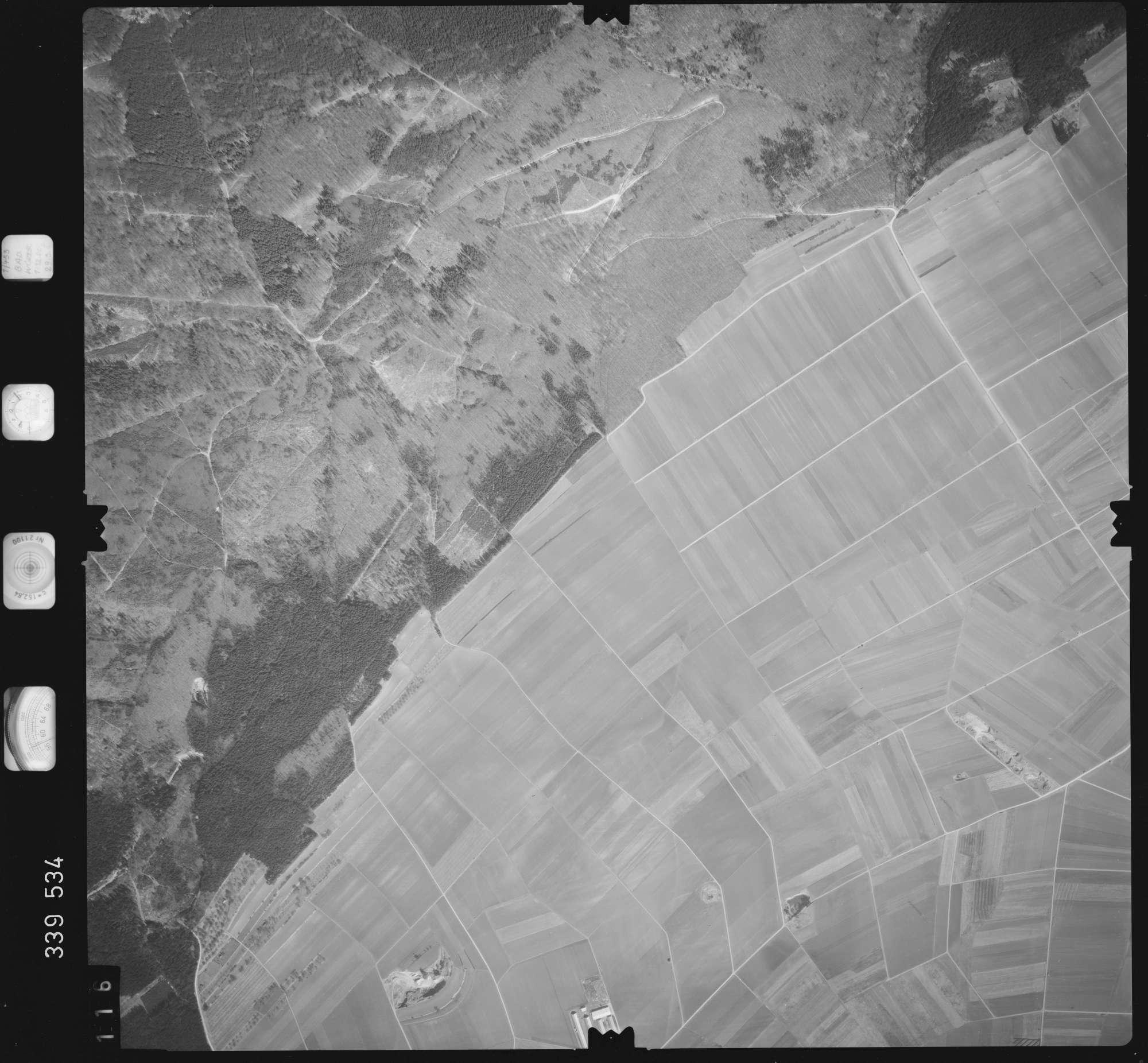 Luftbild: Film 50 Bildnr. 116, Bild 1