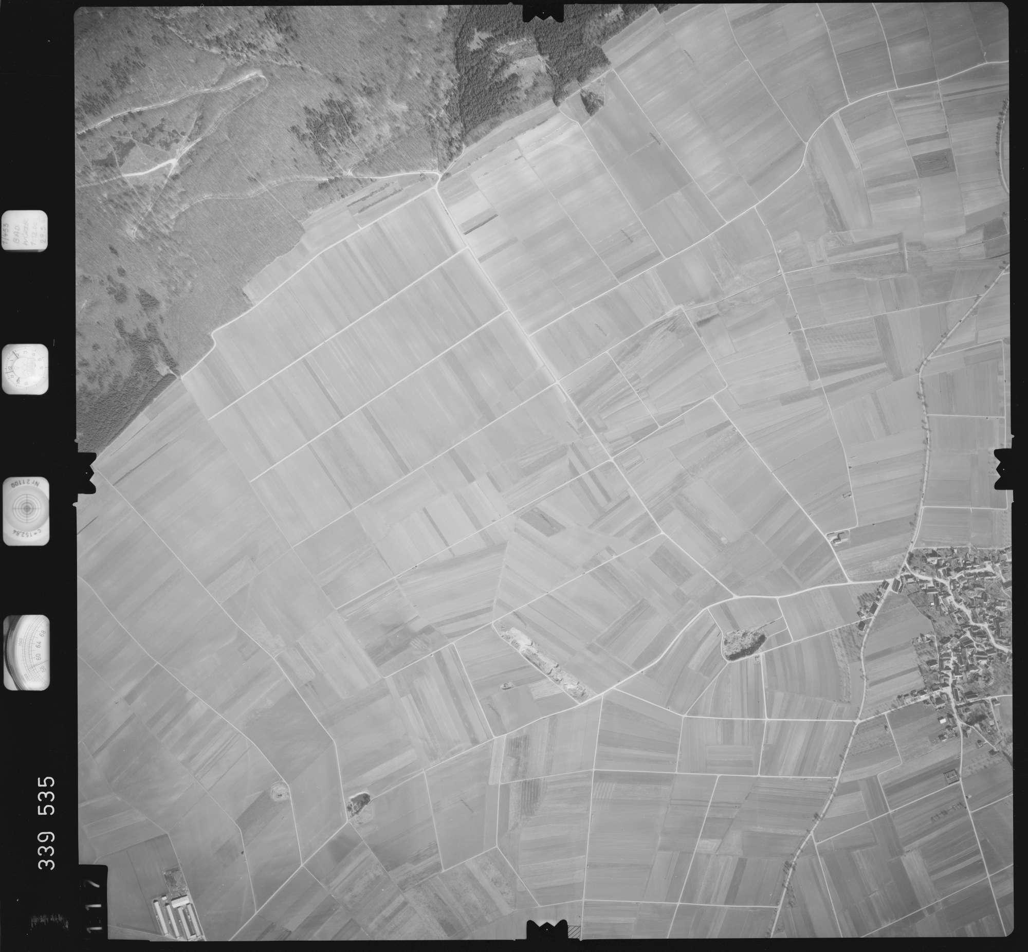 Luftbild: Film 50 Bildnr. 117, Bild 1