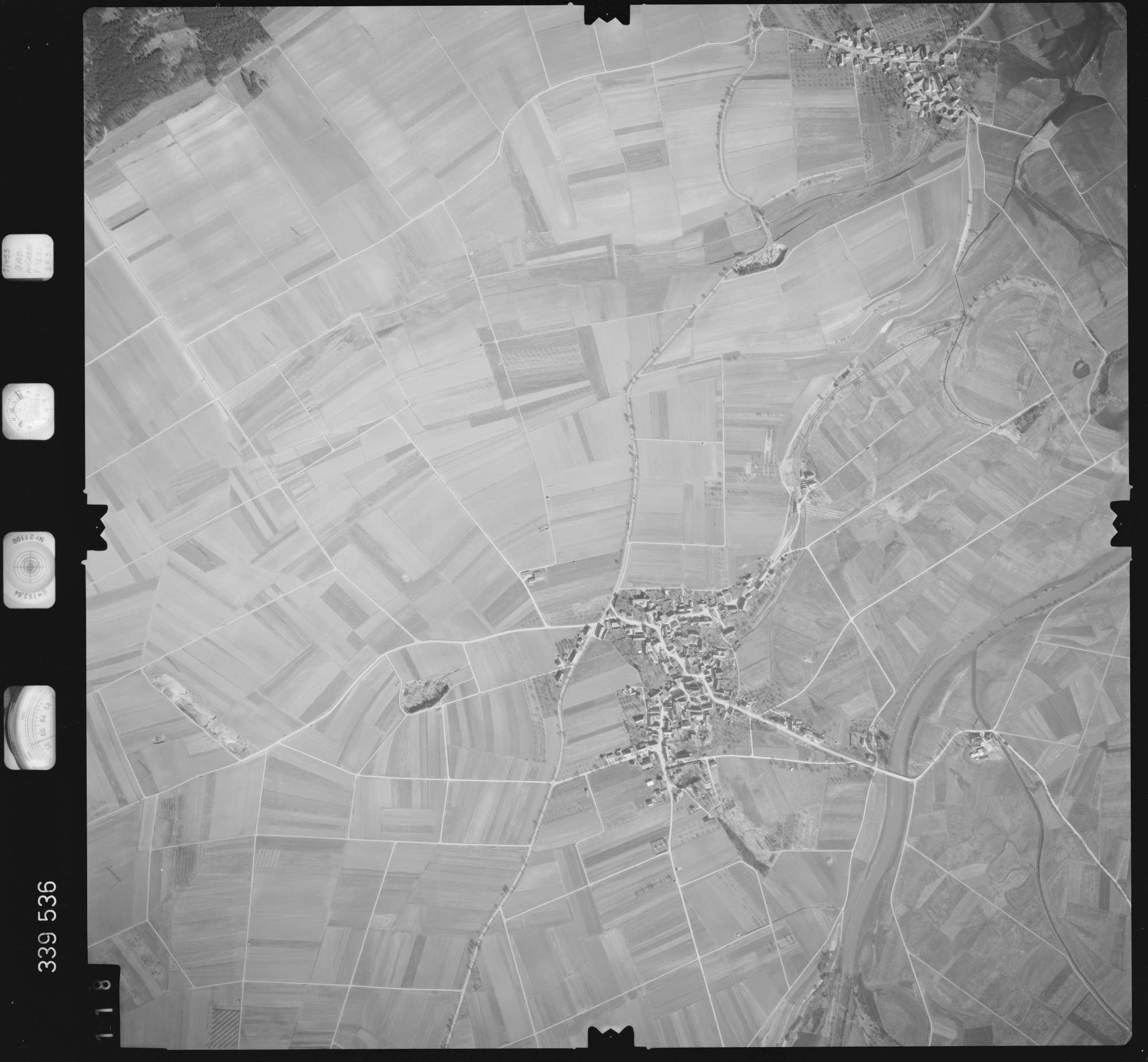 Luftbild: Film 50 Bildnr. 118, Bild 1