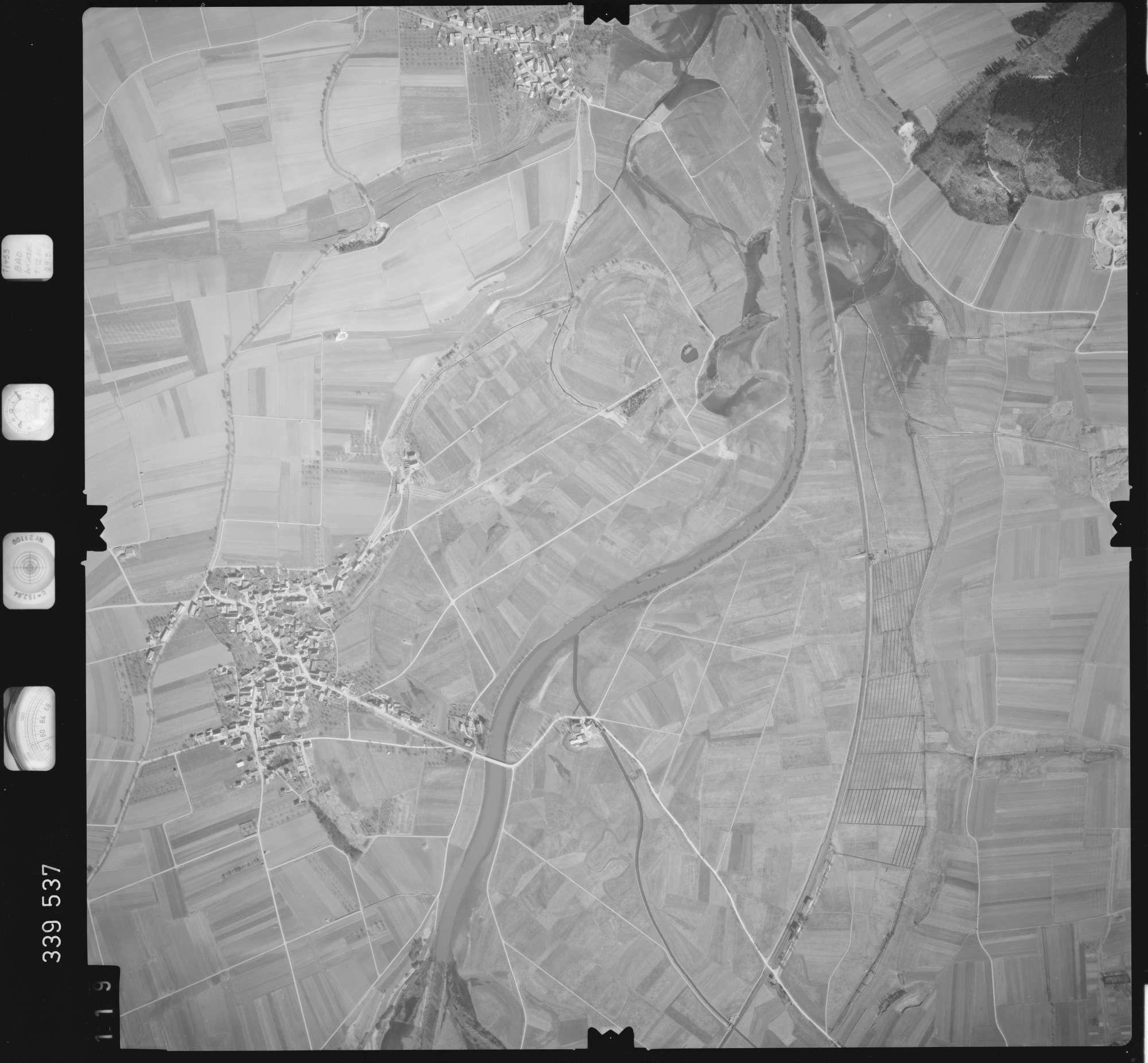 Luftbild: Film 50 Bildnr. 119, Bild 1