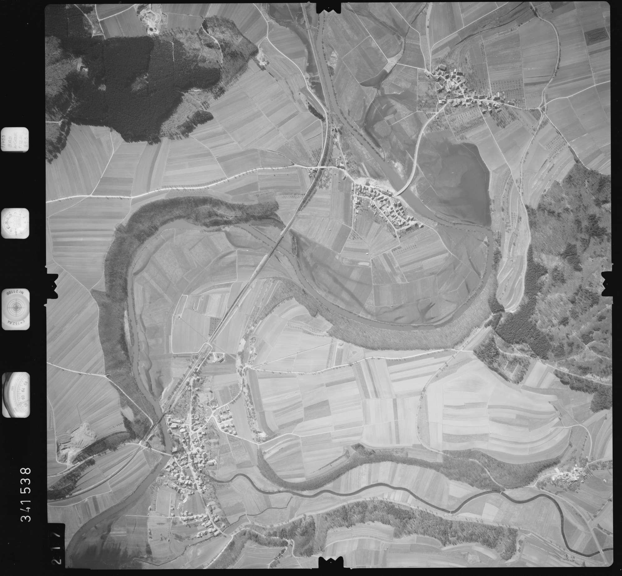 Luftbild: Film 50 Bildnr. 217, Bild 1