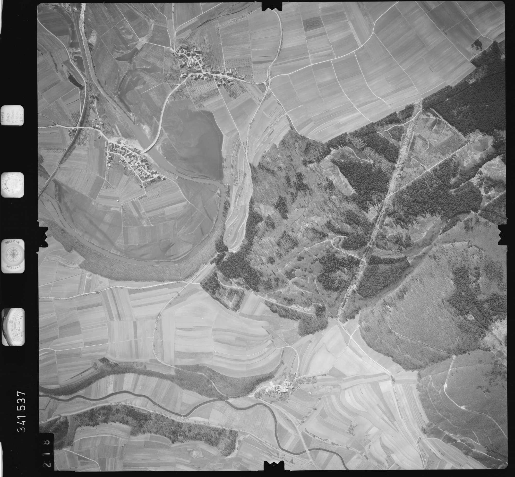 Luftbild: Film 50 Bildnr. 218, Bild 1
