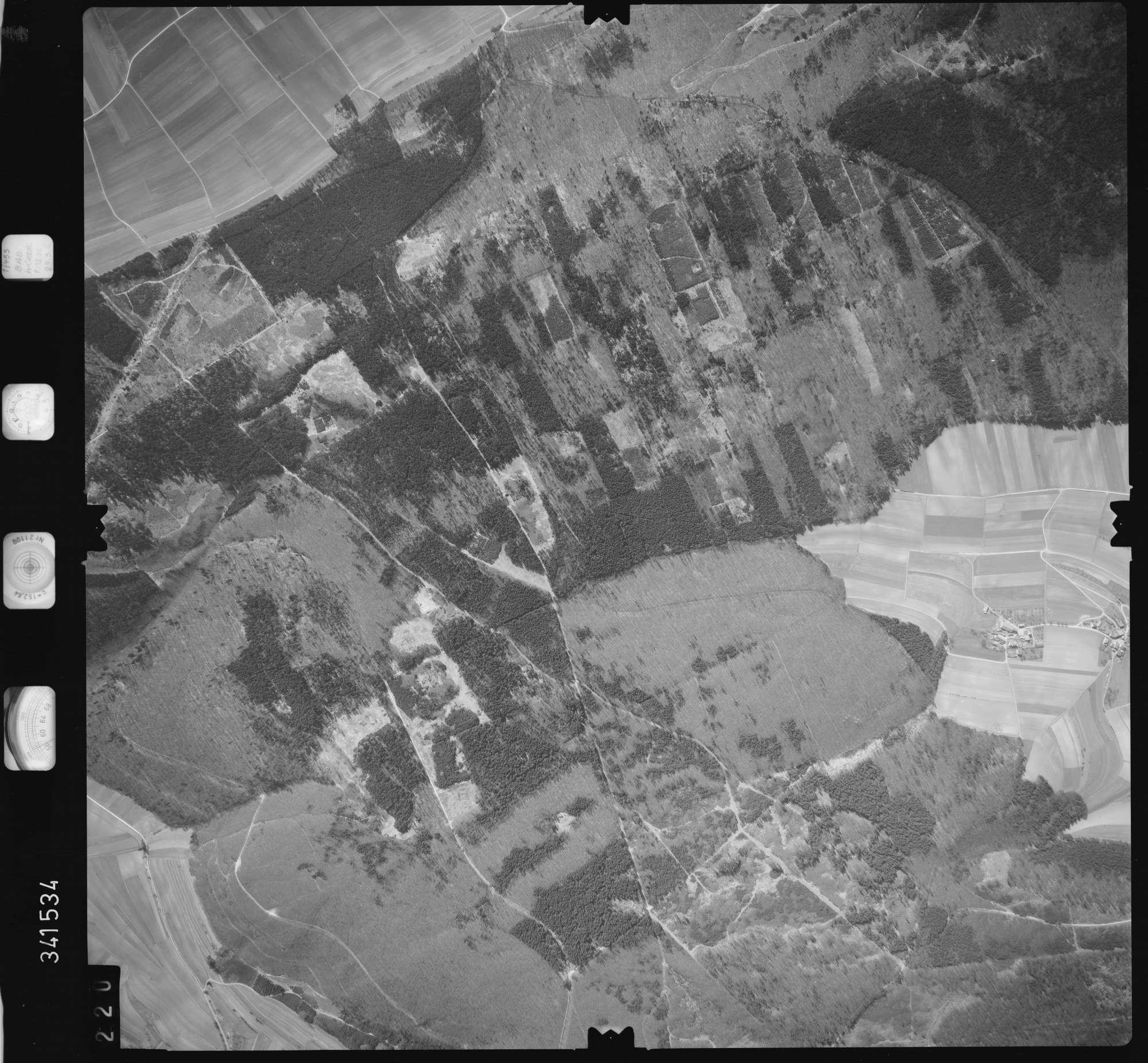 Luftbild: Film 50 Bildnr. 220, Bild 1