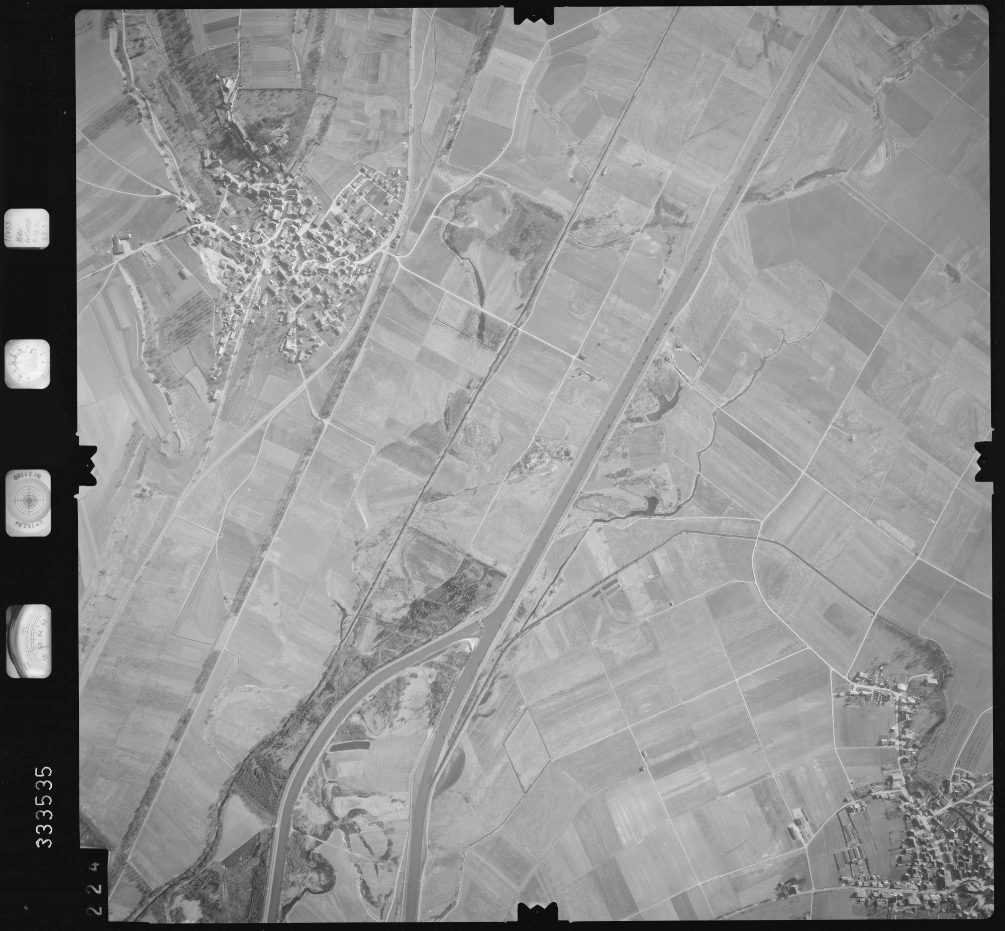 Luftbild: Film 51 Bildnr. 224, Bild 1