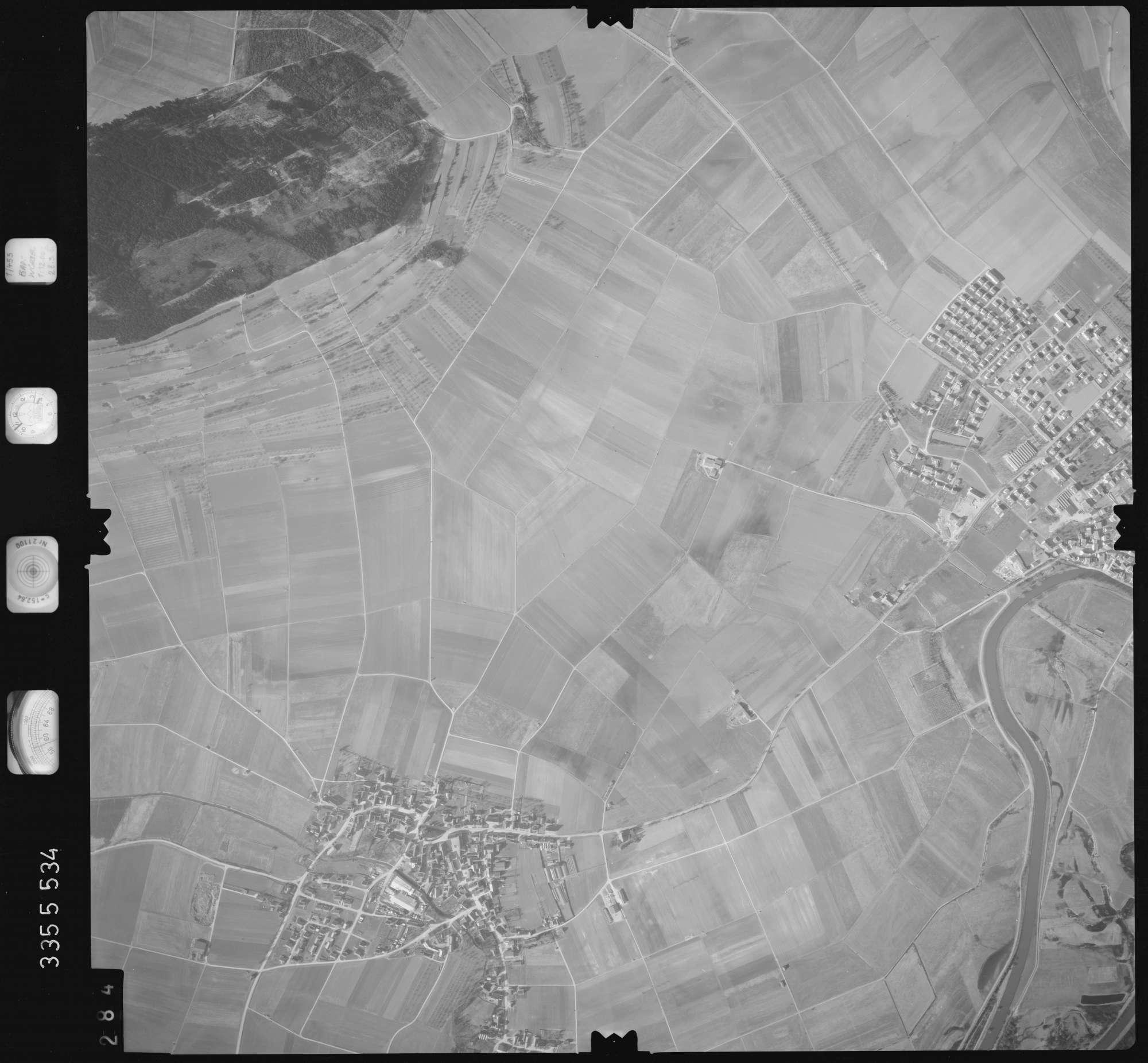 Luftbild: Film 51 Bildnr. 284, Bild 1