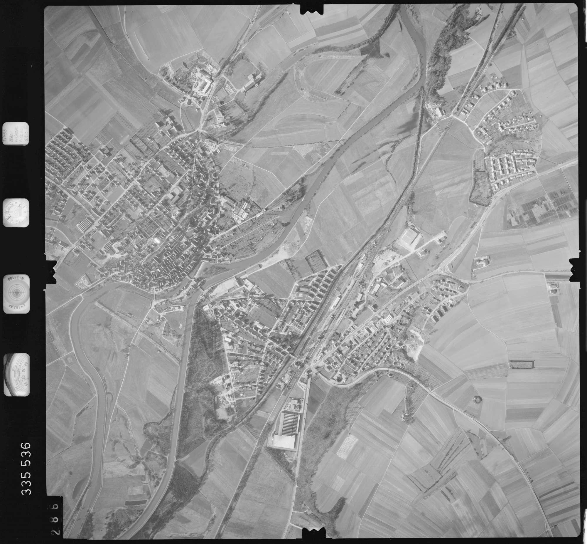 Luftbild: Film 51 Bildnr. 286, Bild 1
