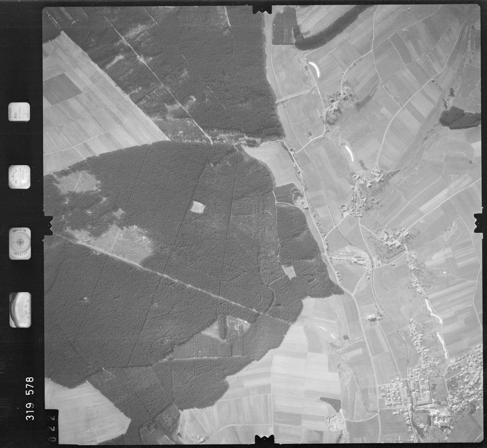 Luftbild: Film 57 Bildnr. 22, Bild 1