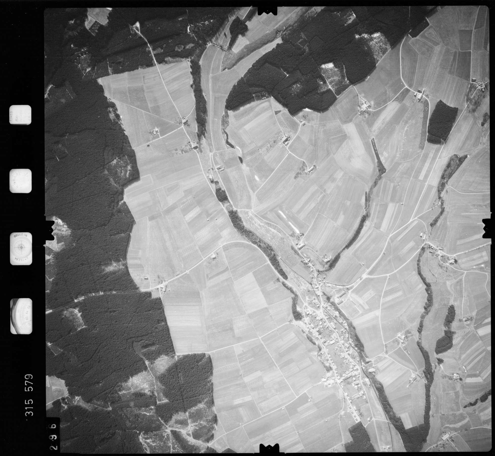 Luftbild: Film 58 Bildnr. 296, Bild 1