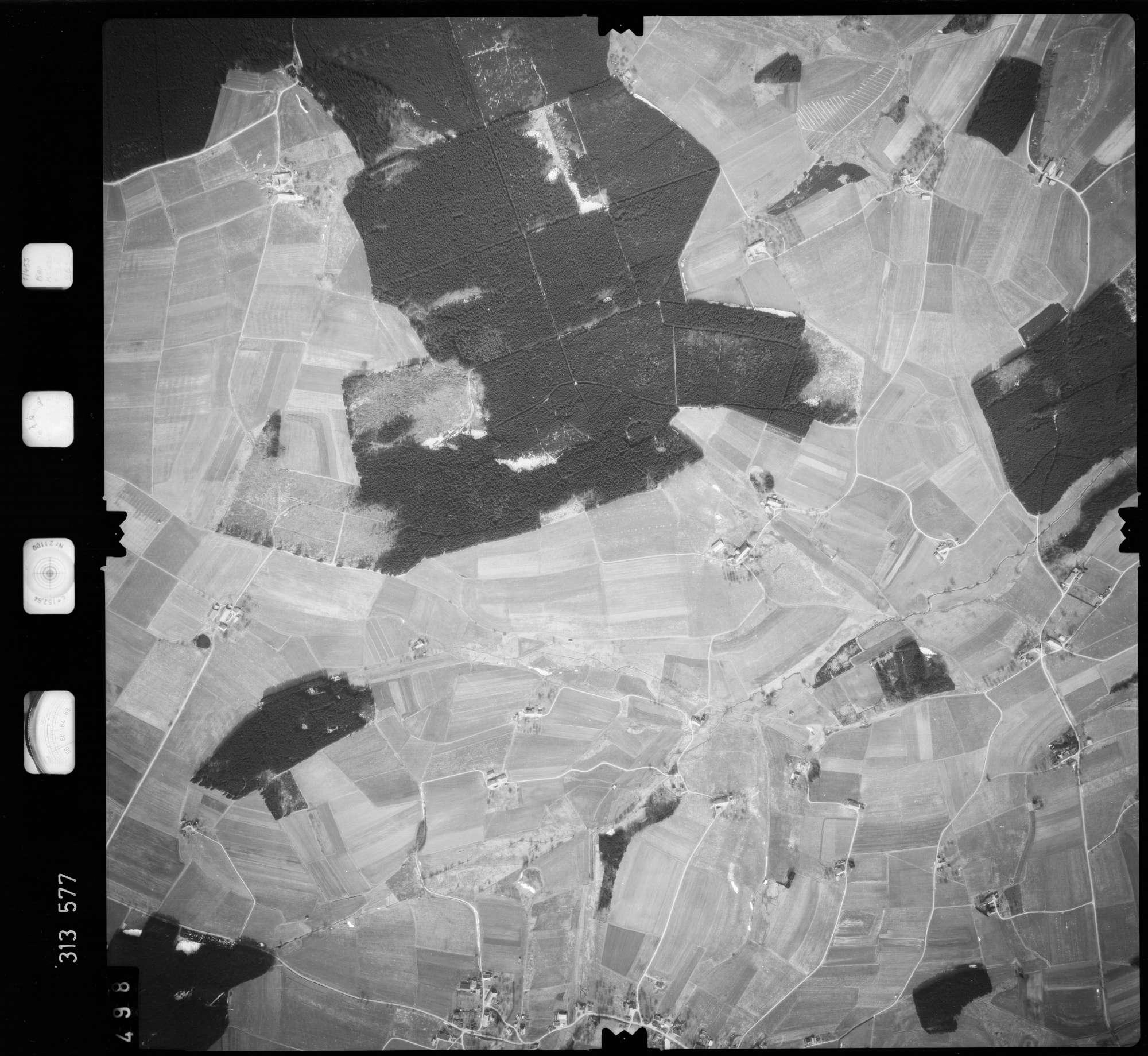 Luftbild: Film 58 Bildnr. 498, Bild 1