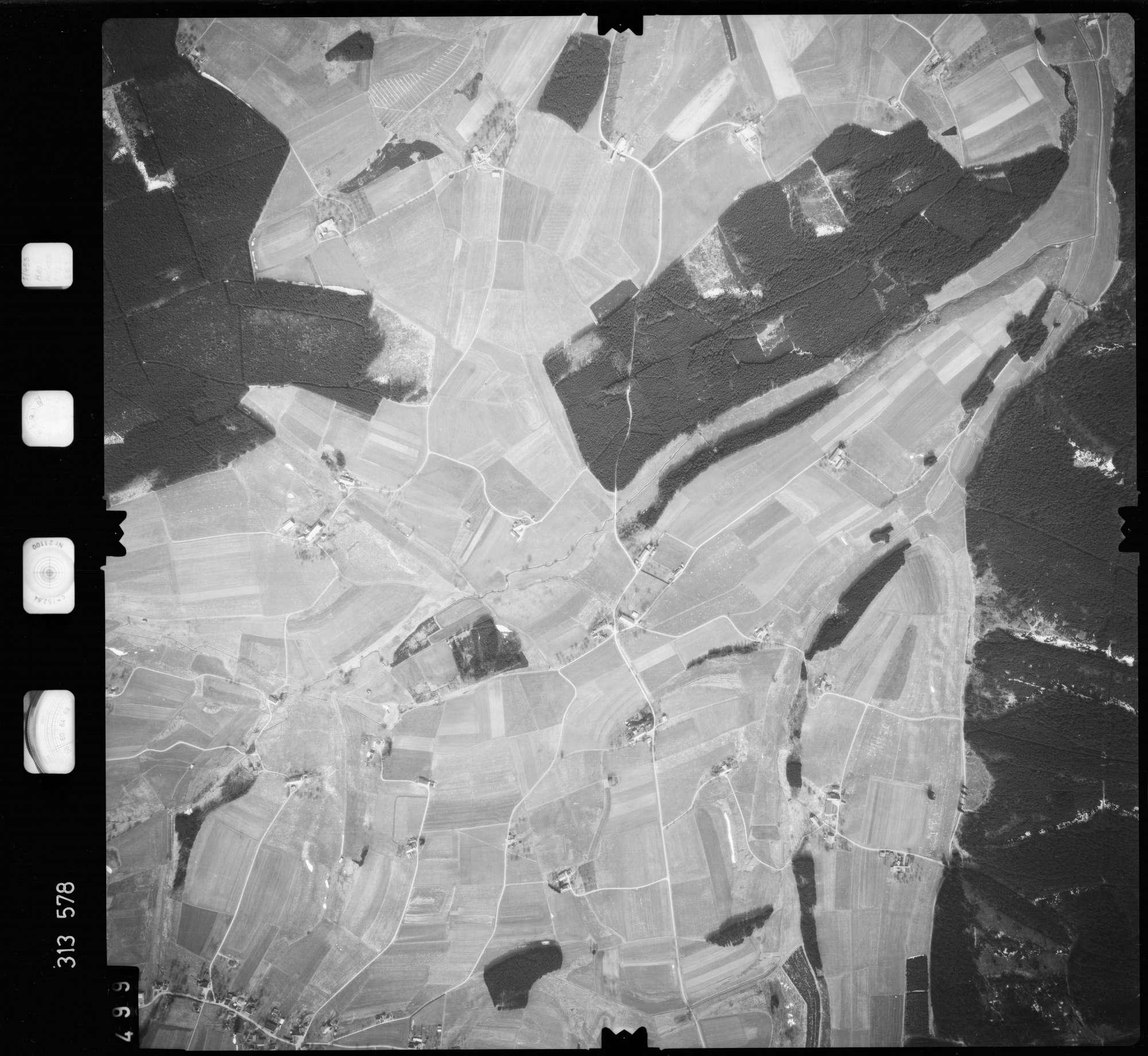 Luftbild: Film 58 Bildnr. 499, Bild 1