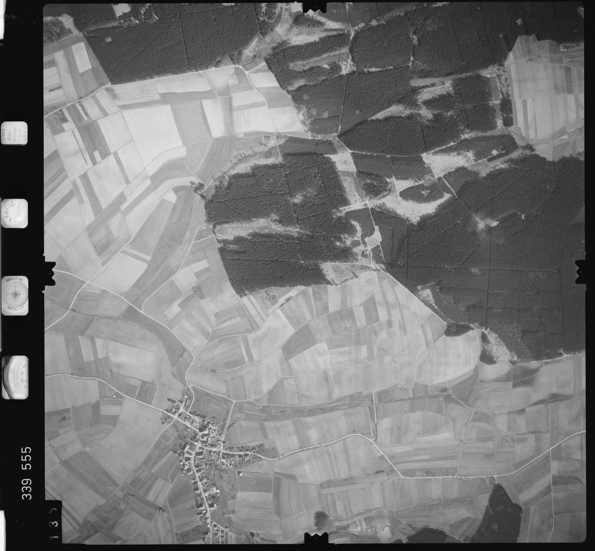 Luftbild: Film 50 Bildnr. 135, Bild 1