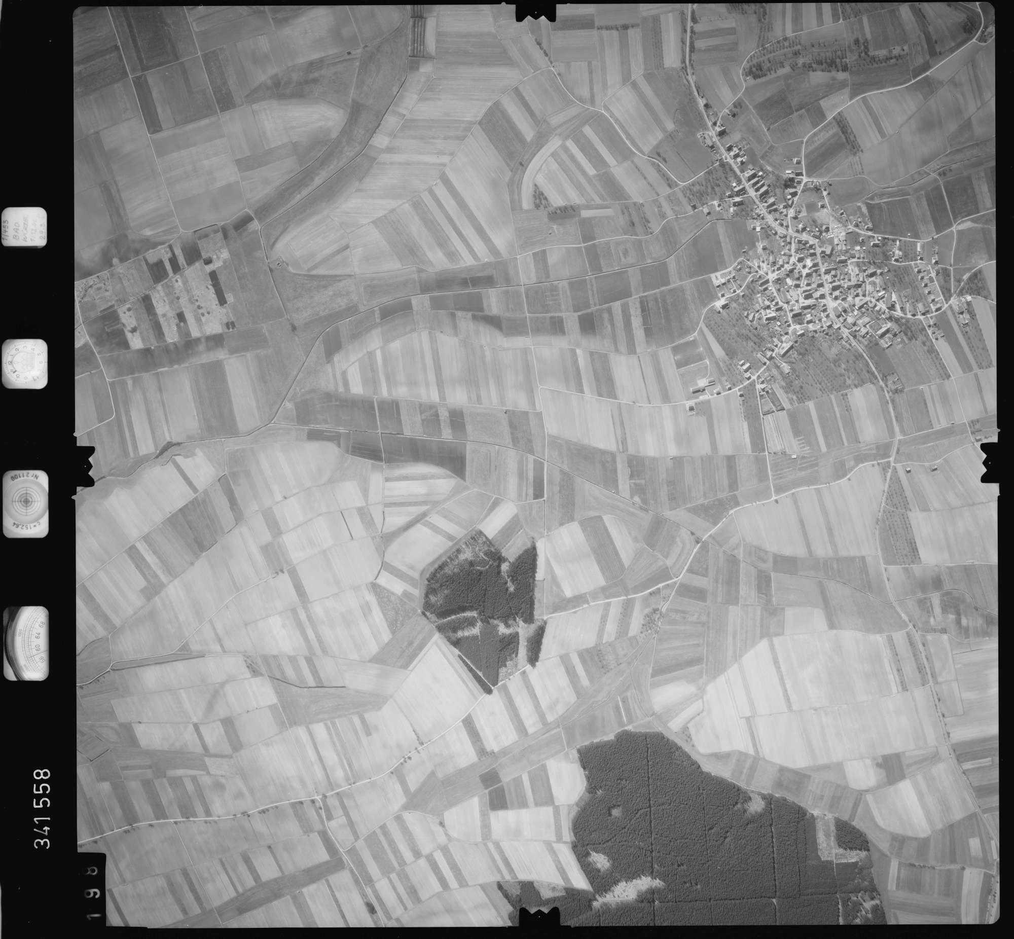 Luftbild: Film 50 Bildnr. 198, Bild 1
