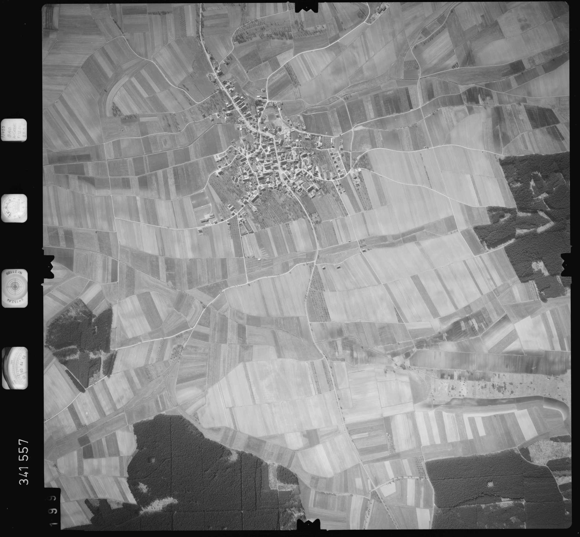 Luftbild: Film 50 Bildnr. 199, Bild 1