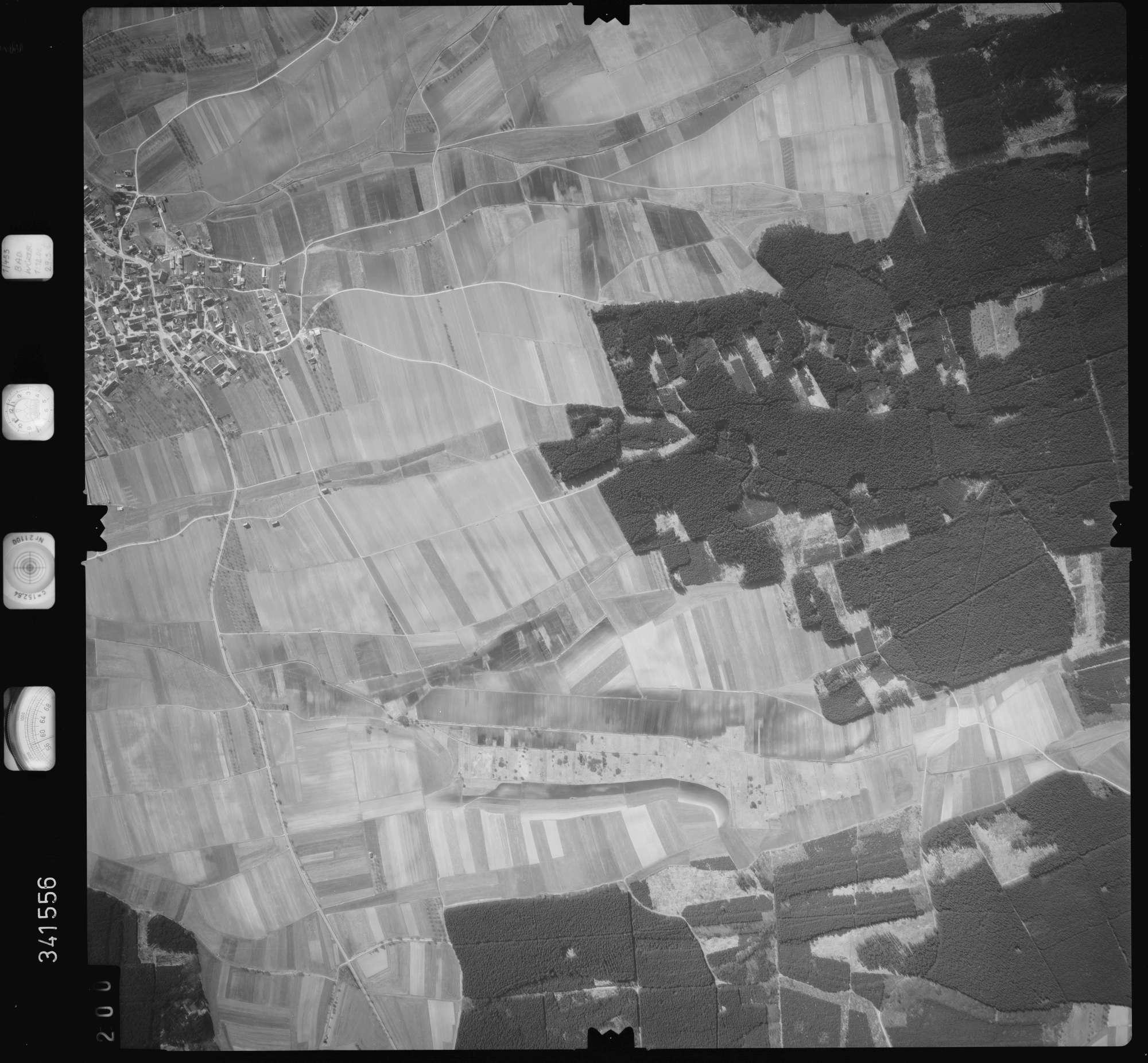 Luftbild: Film 50 Bildnr. 200, Bild 1