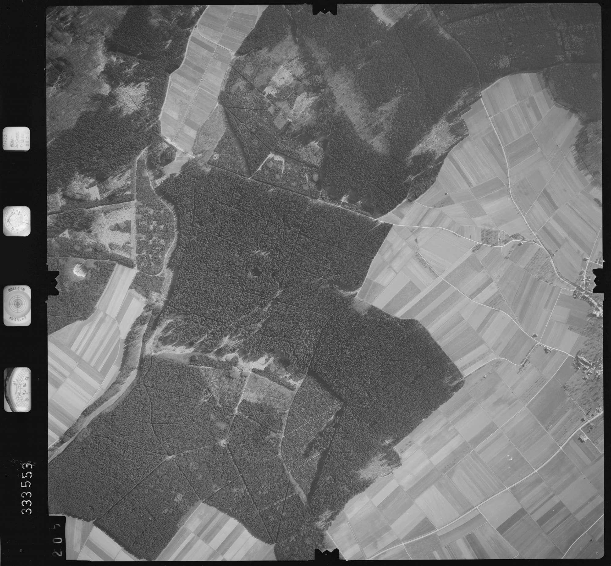 Luftbild: Film 51 Bildnr. 205, Bild 1