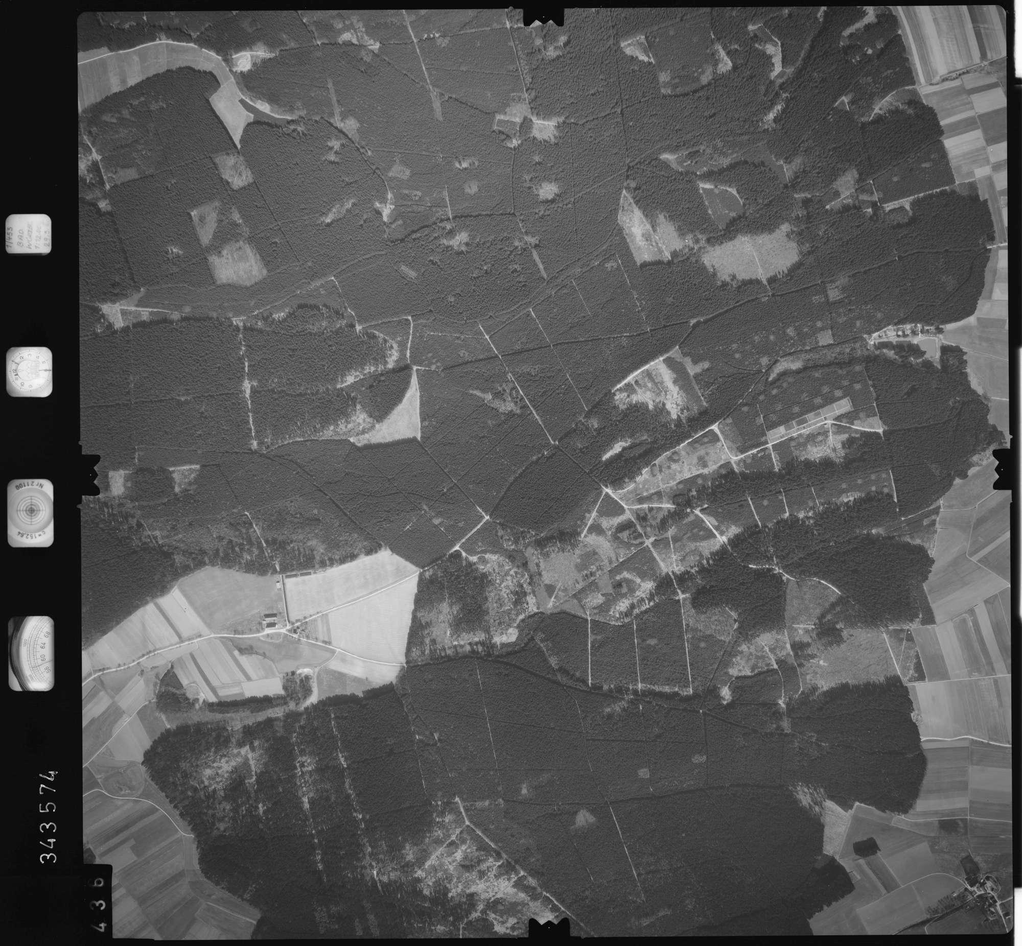 Luftbild: Film 46 Bildnr. 436, Bild 1