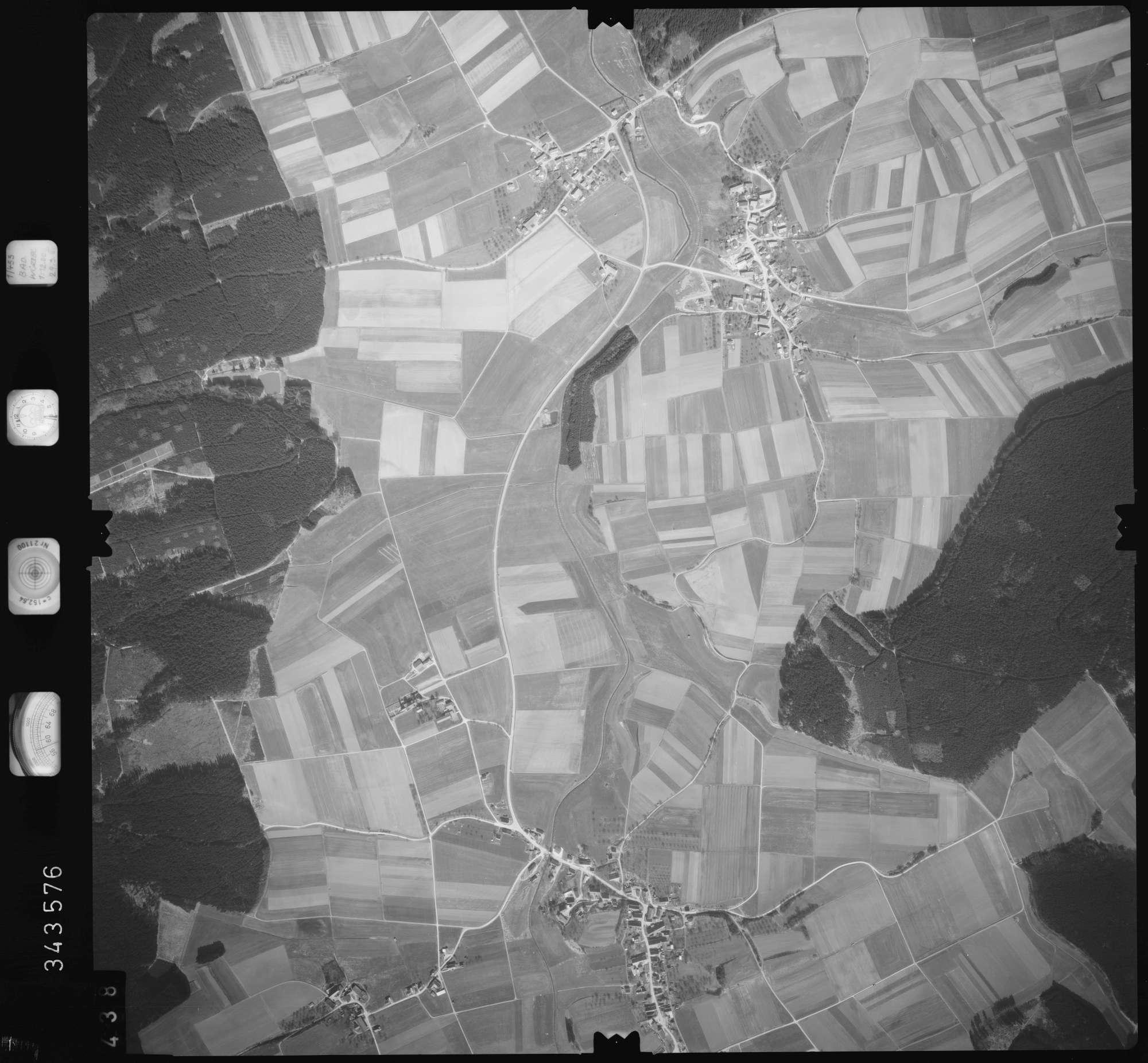 Luftbild: Film 46 Bildnr. 438, Bild 1